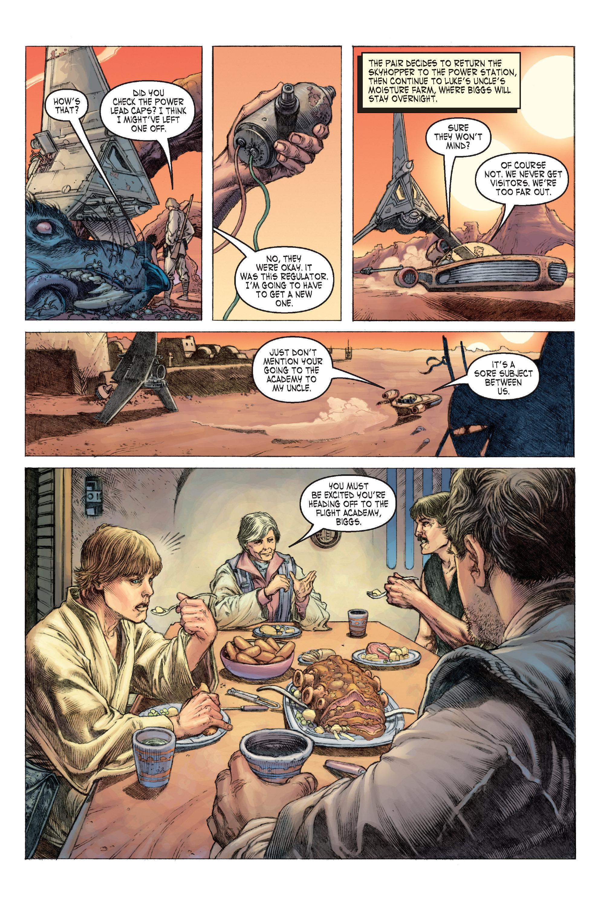 Read online Star Wars Omnibus comic -  Issue # Vol. 22 - 27