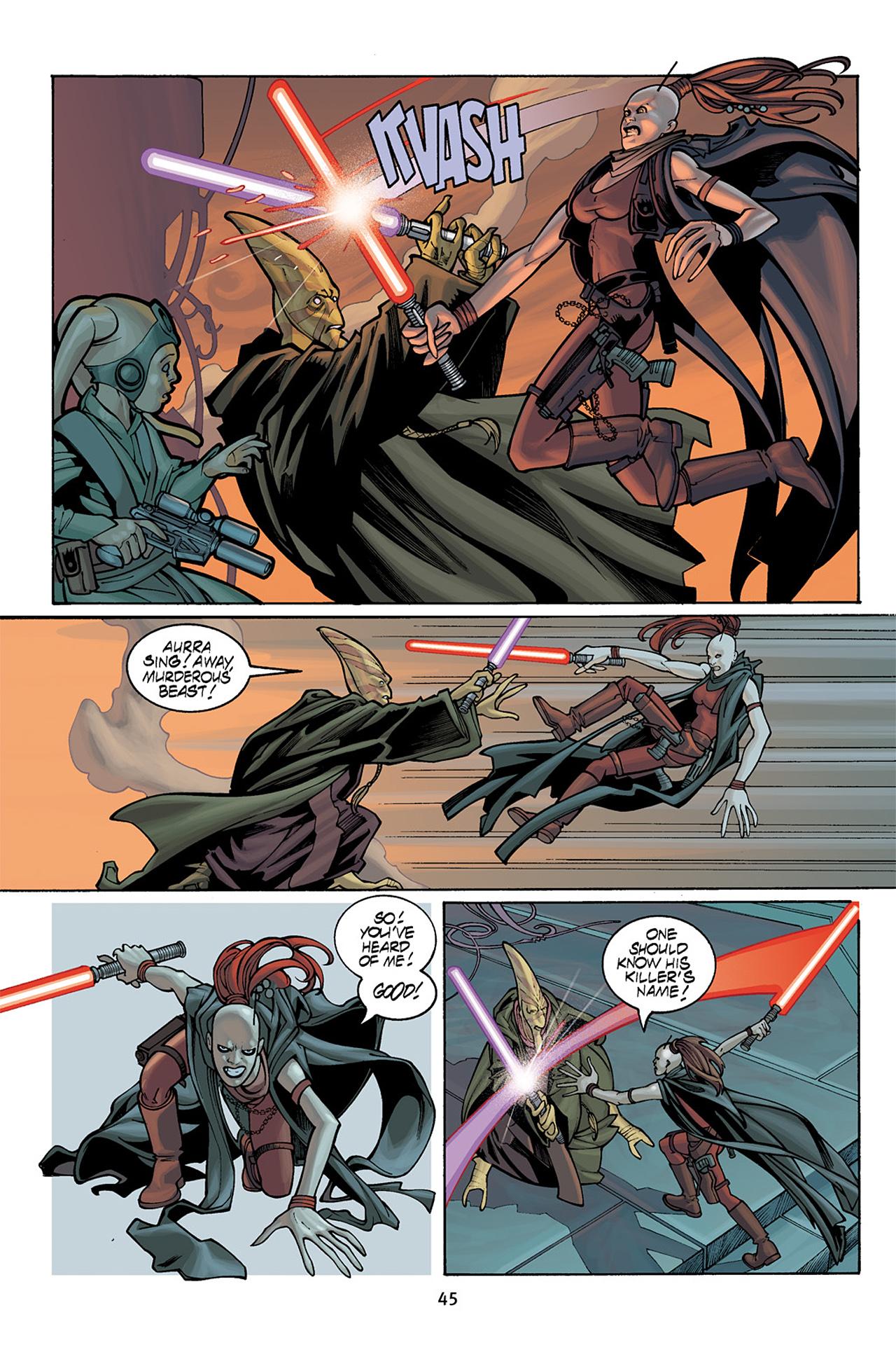 Read online Star Wars Omnibus comic -  Issue # Vol. 10 - 44