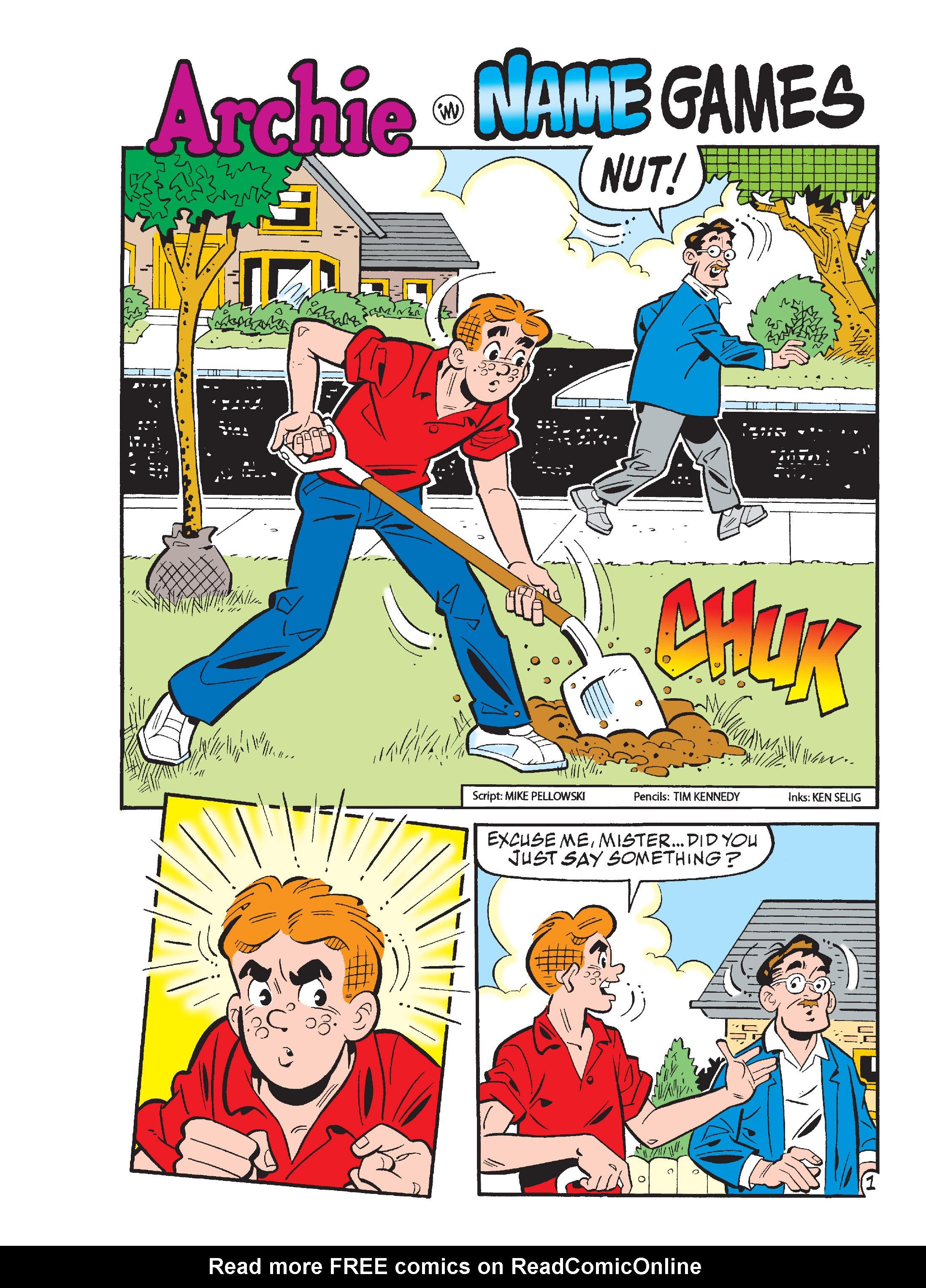 Read online Archie Giant Comics Collection comic -  Issue #Archie Giant Comics Collection TPB (Part 1) - 12