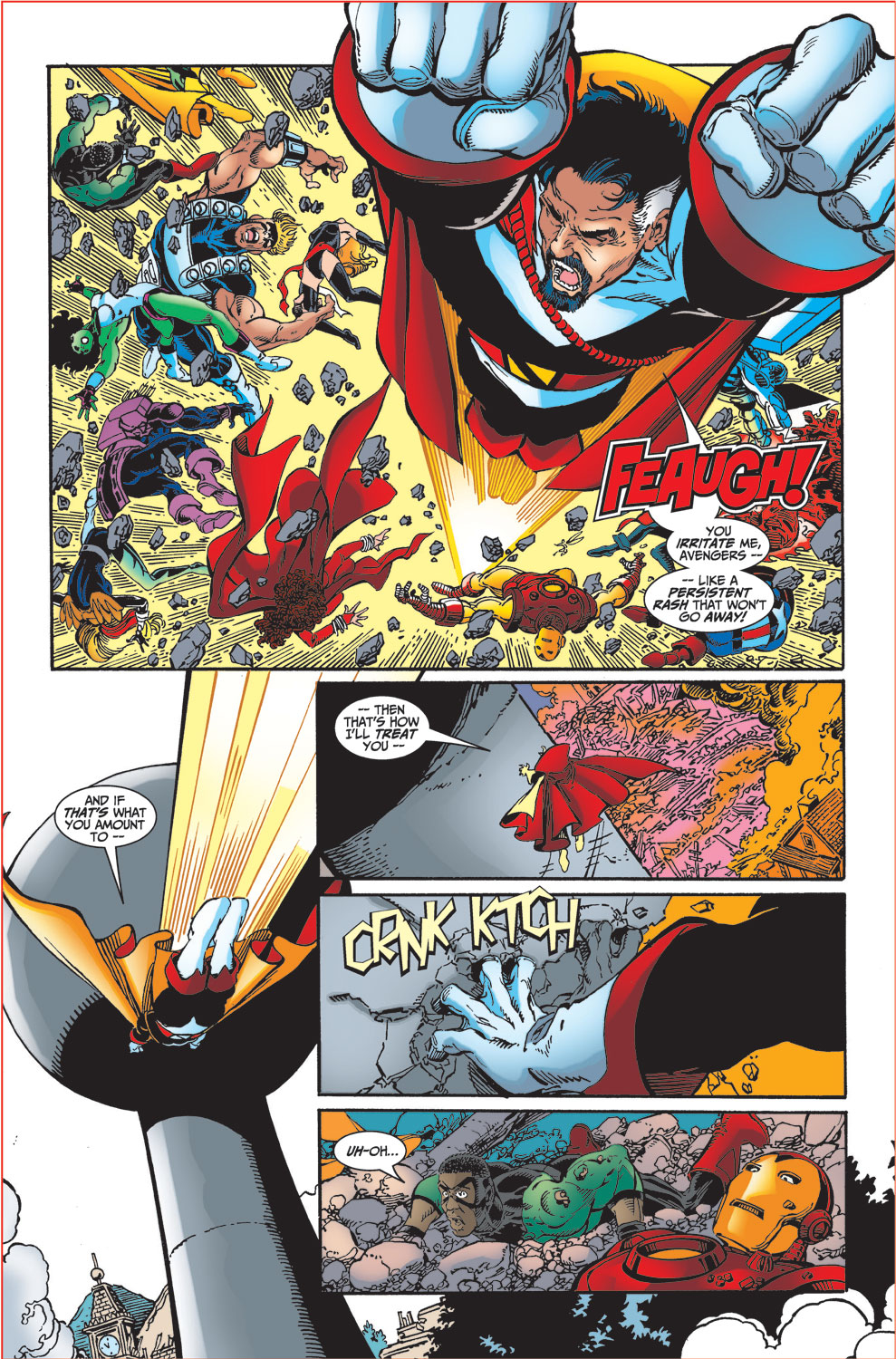 Read online Avengers (1998) comic -  Issue #34 - 25