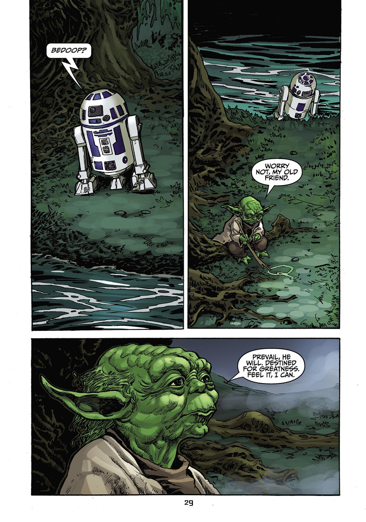 Read online Star Wars Omnibus comic -  Issue # Vol. 33 - 191