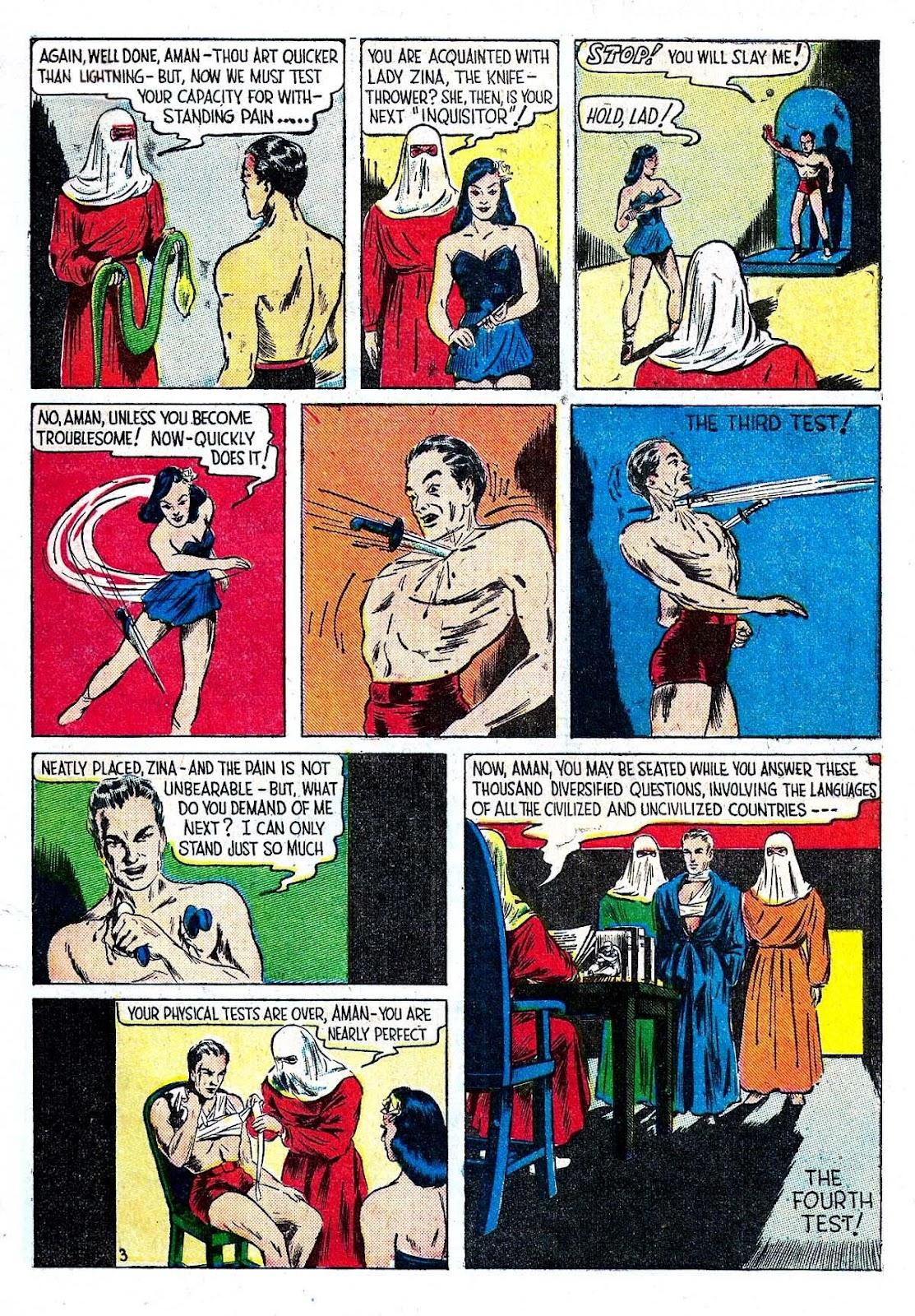 Amazing Man Comics issue 5 - Page 5