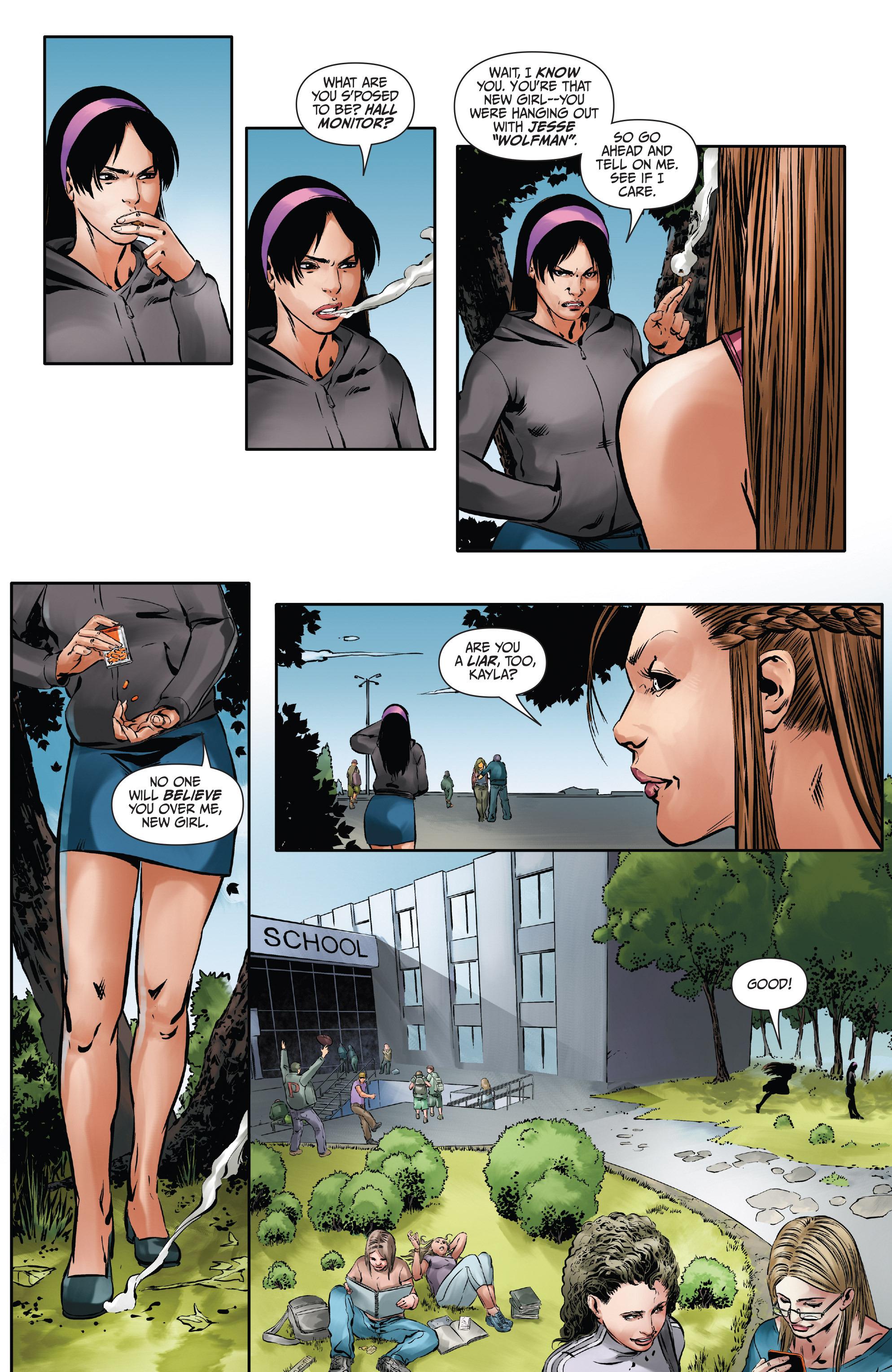 Read online Mercy Thompson comic -  Issue #3 - 6