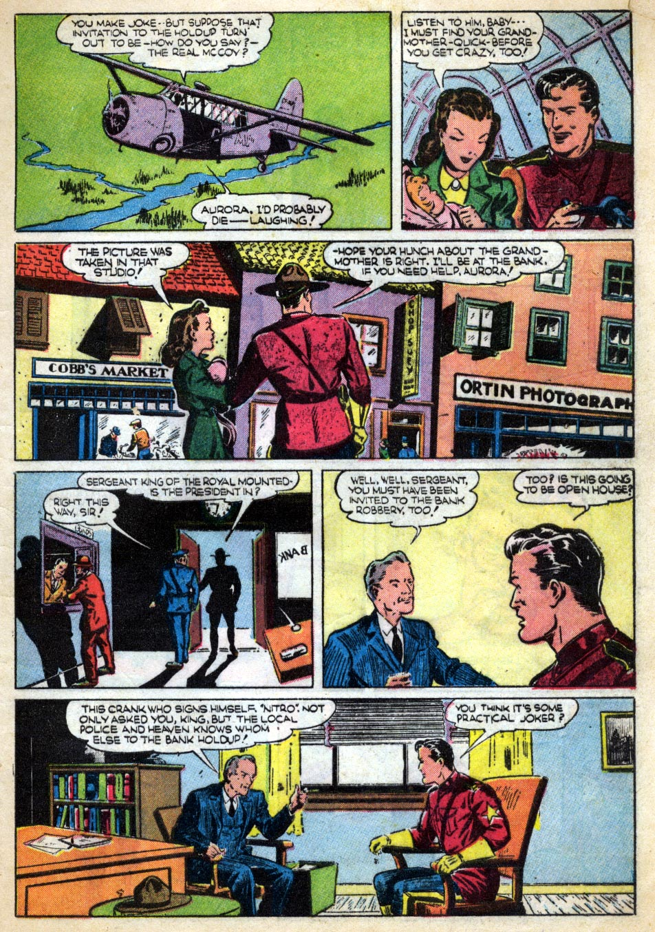 Four Color Comics issue 283 - Page 5