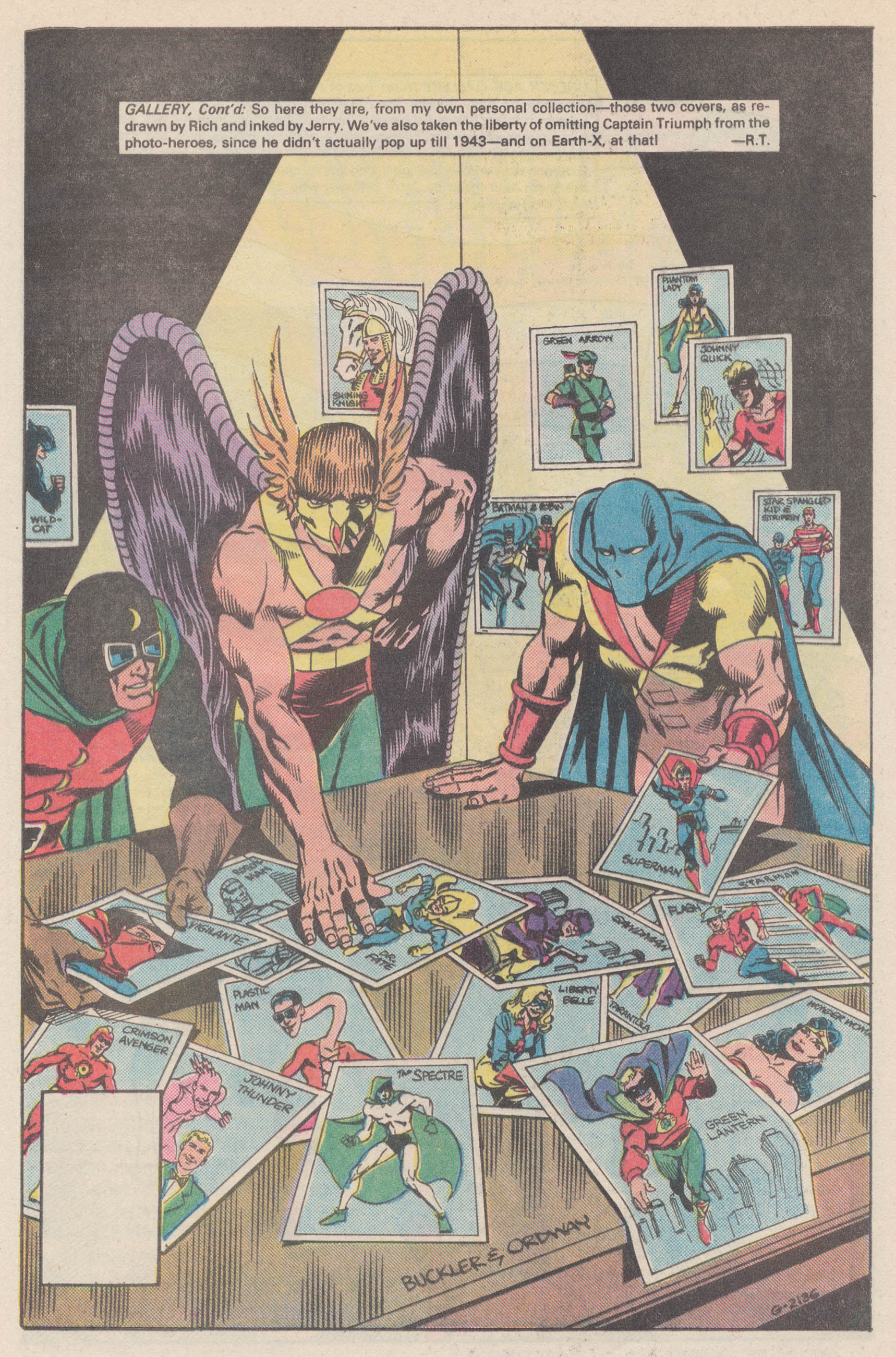 Read online All-Star Squadron comic -  Issue #50 - 47
