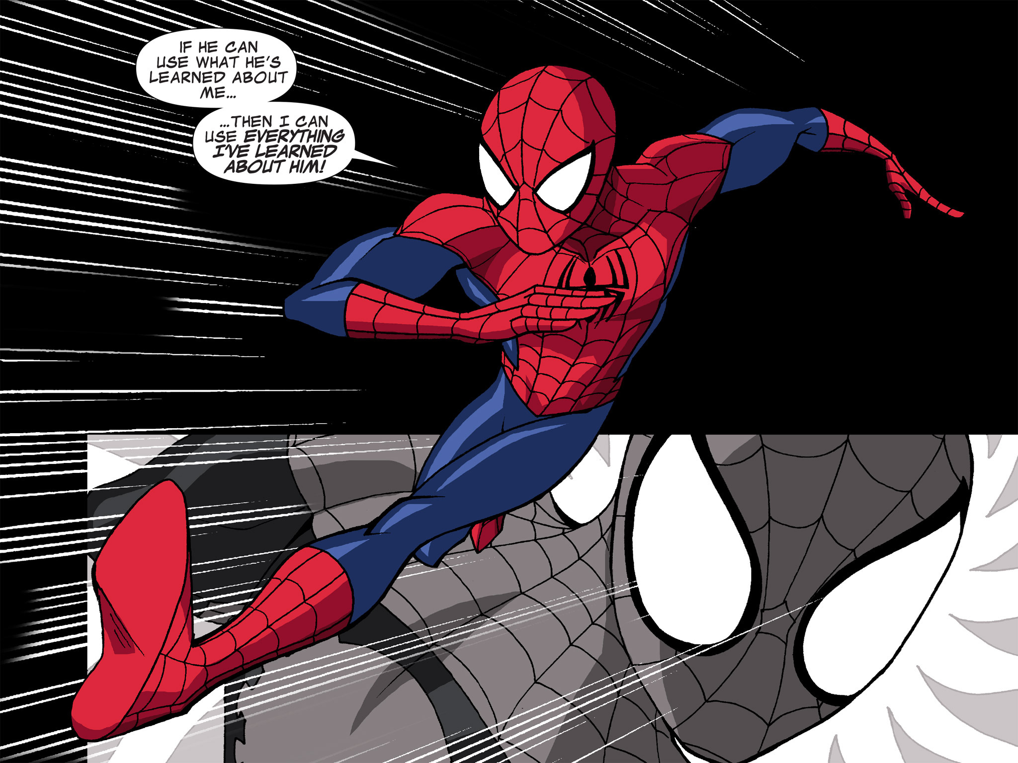 Read online Ultimate Spider-Man (Infinite Comics) (2015) comic -  Issue #6 - 30