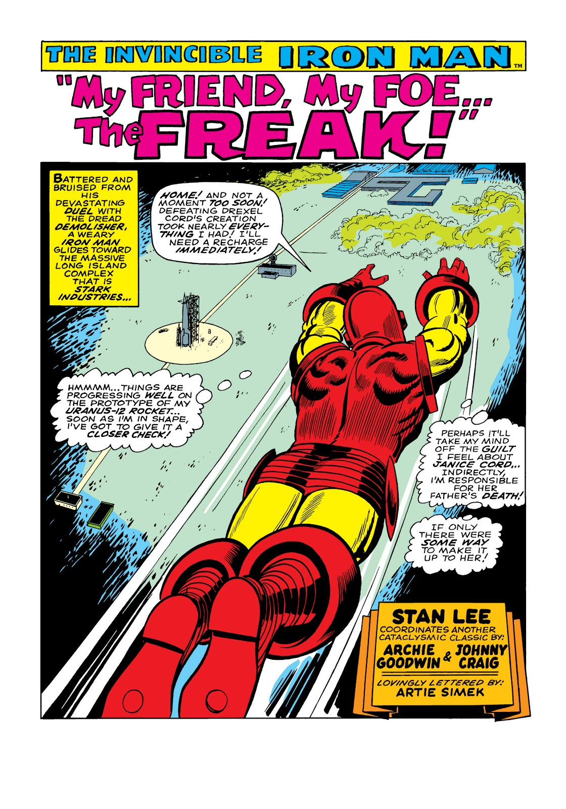 Read online Marvel Masterworks: The Invincible Iron Man comic -  Issue # TPB 5 (Part 1) - 29