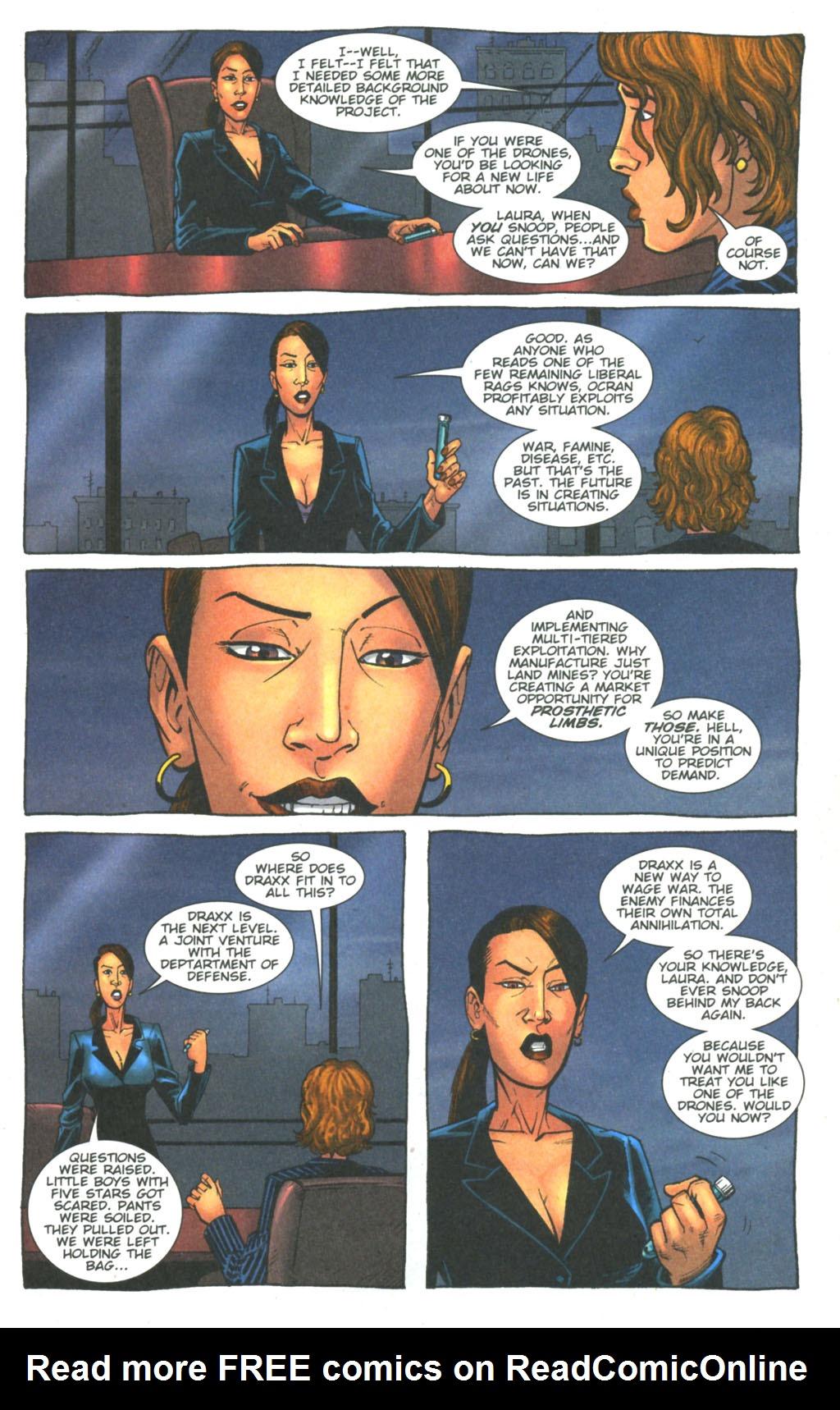 Read online The Exterminators comic -  Issue #6 - 23