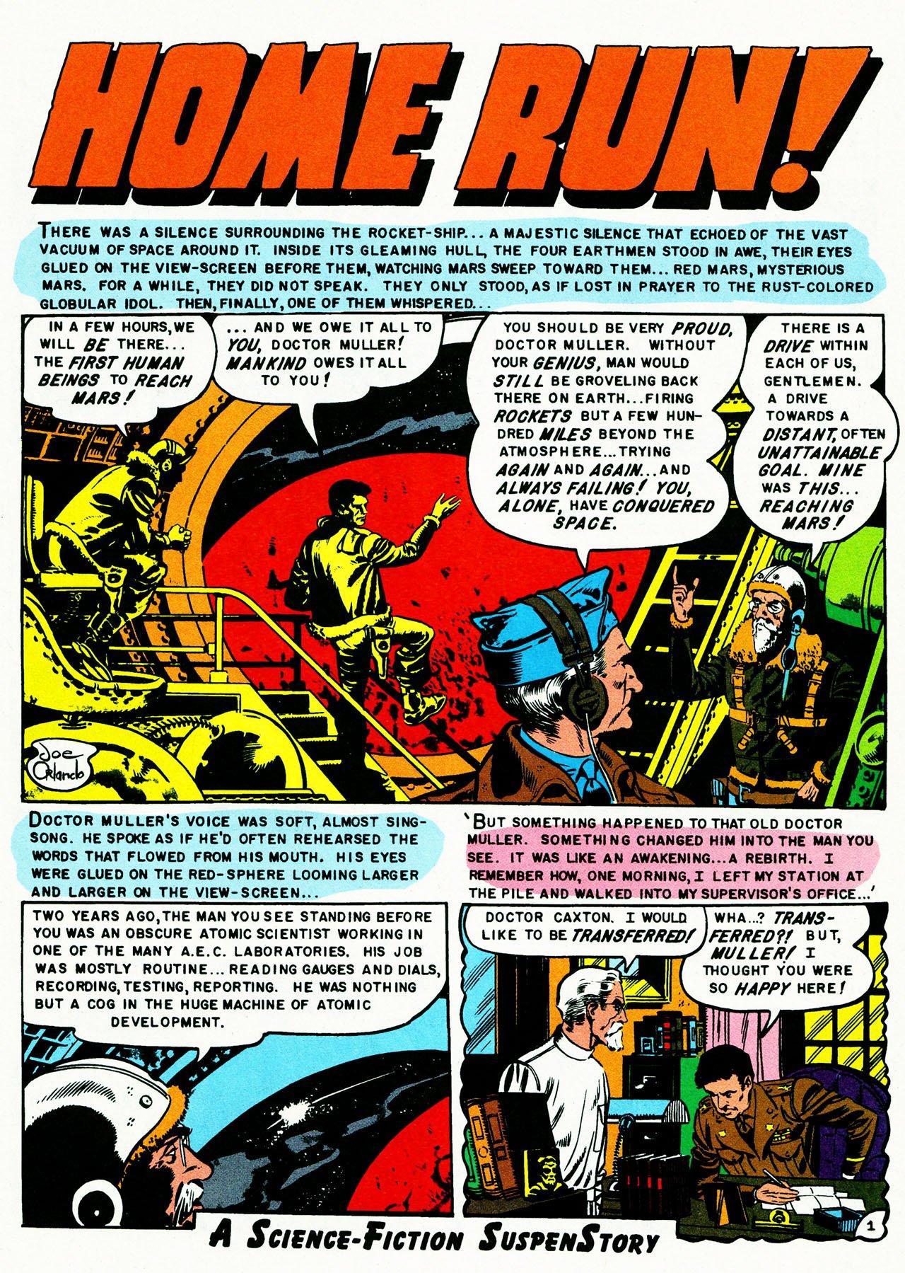 Read online Shock SuspenStories comic -  Issue #10 - 21