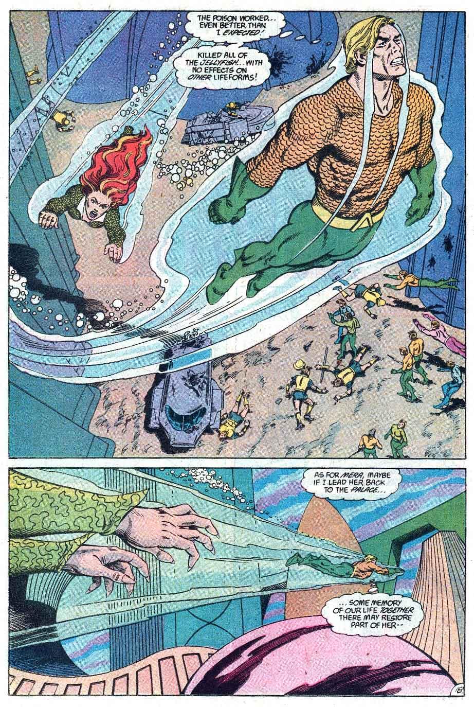 Read online Aquaman (1989) comic -  Issue #3 - 19