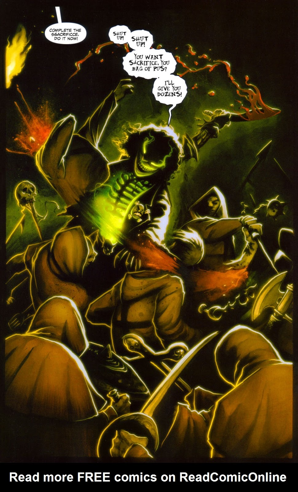 Read online Evil Ernie in Santa Fe comic -  Issue #4 - 13