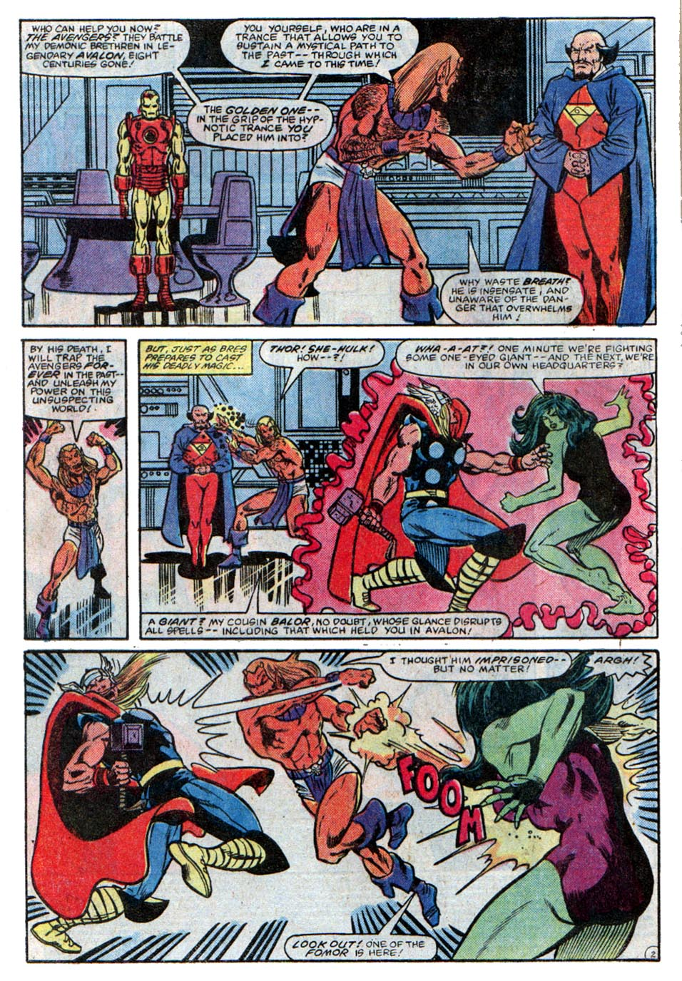 The Avengers (1963) 226 Page 2