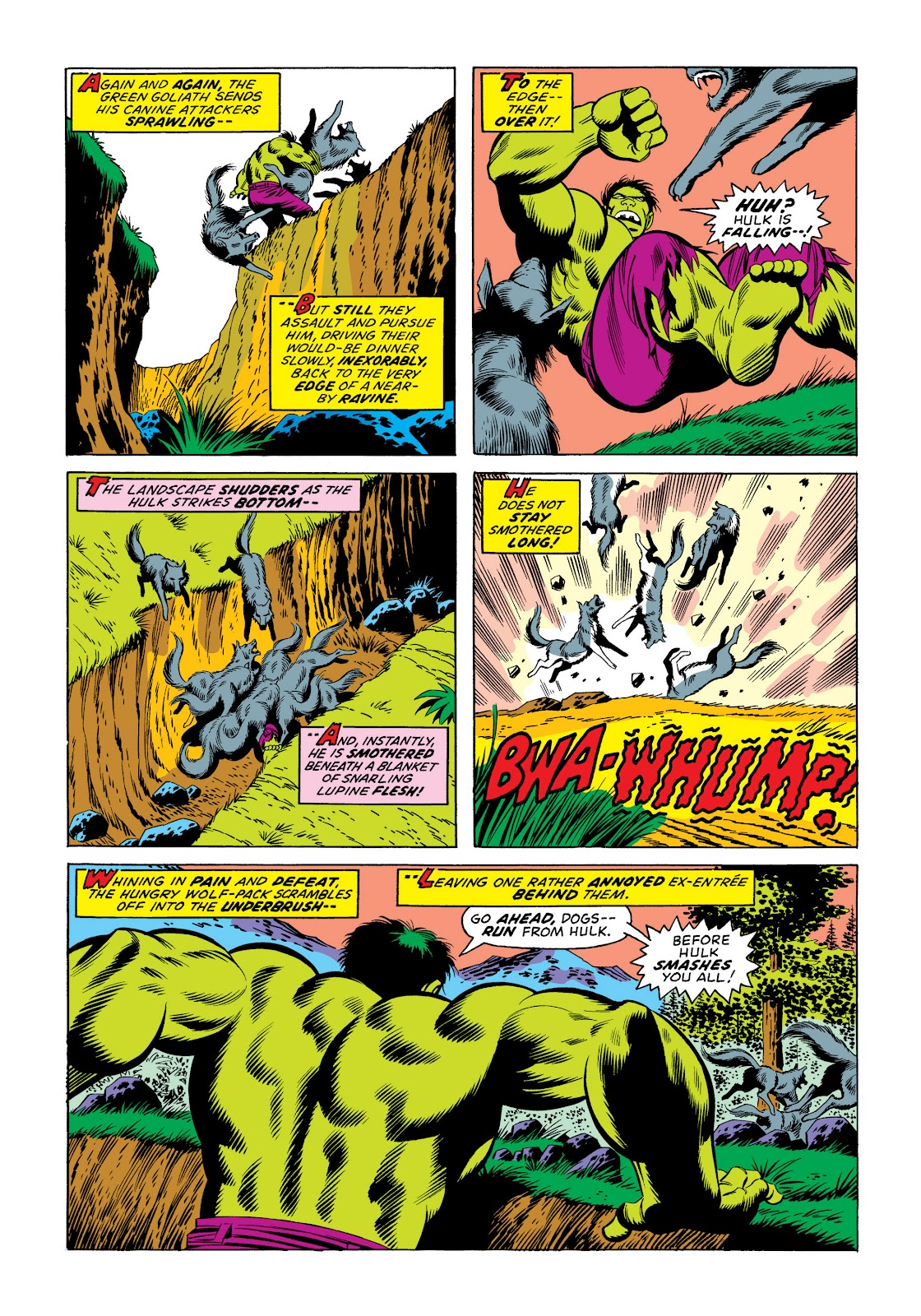 Read online Marvel Masterworks: The Incredible Hulk comic -  Issue # TPB 10 (Part 2) - 90