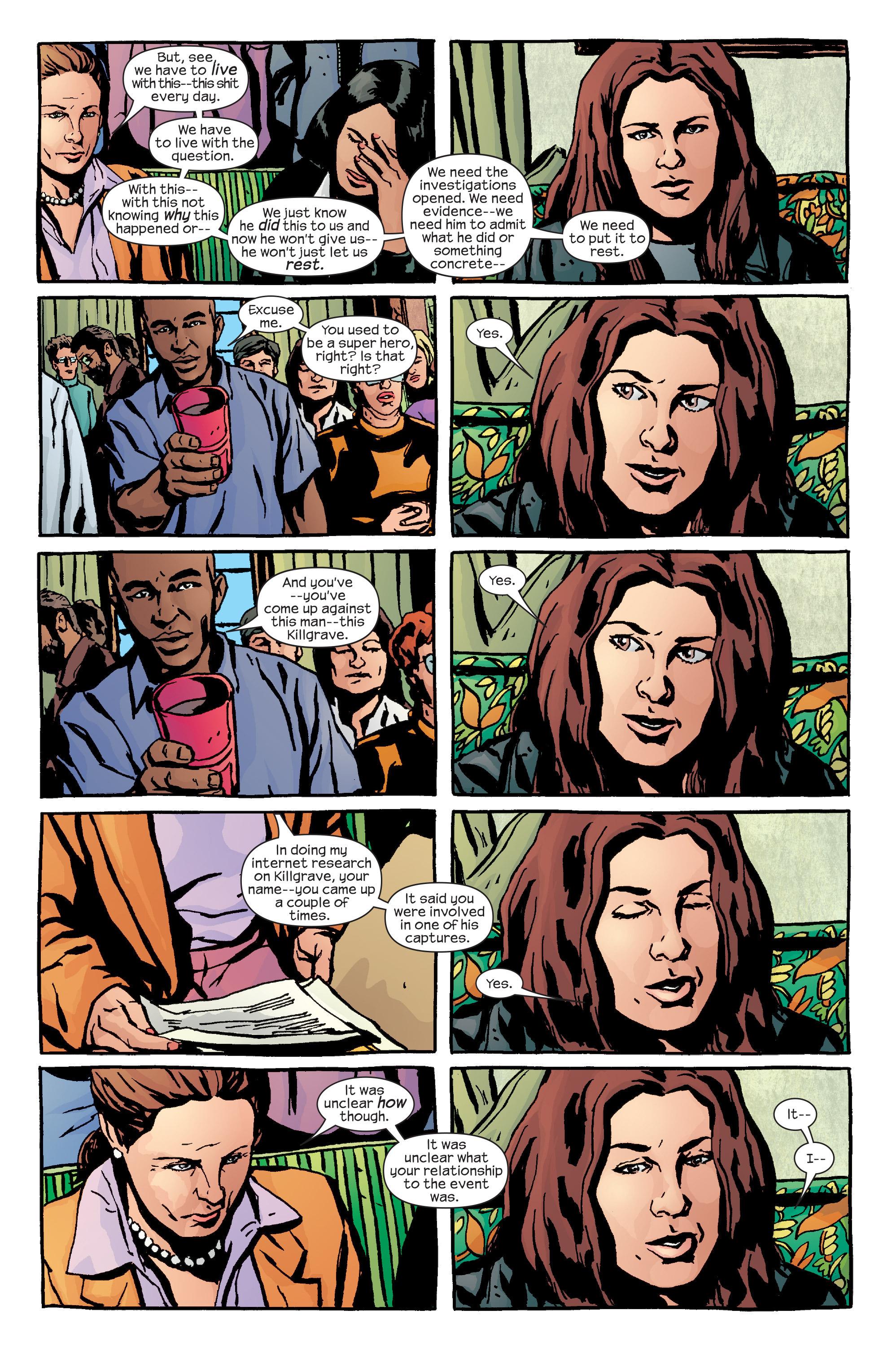Read online Alias comic -  Issue #24 - 20