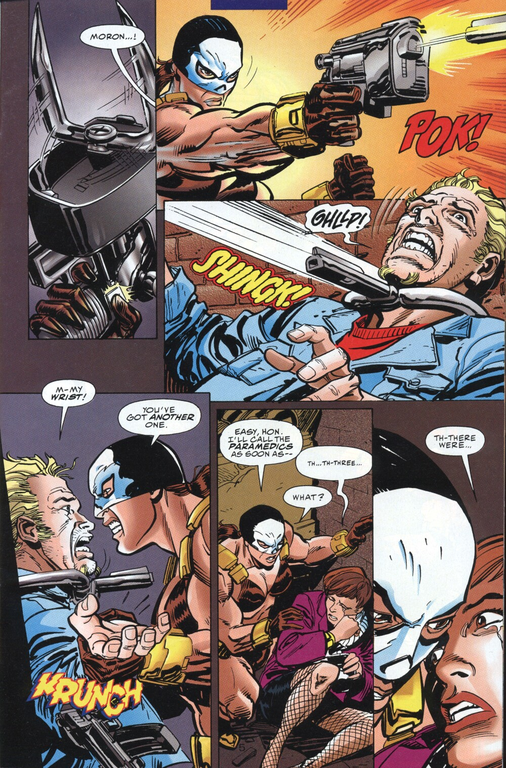 Action Comics (1938) 718 Page 6