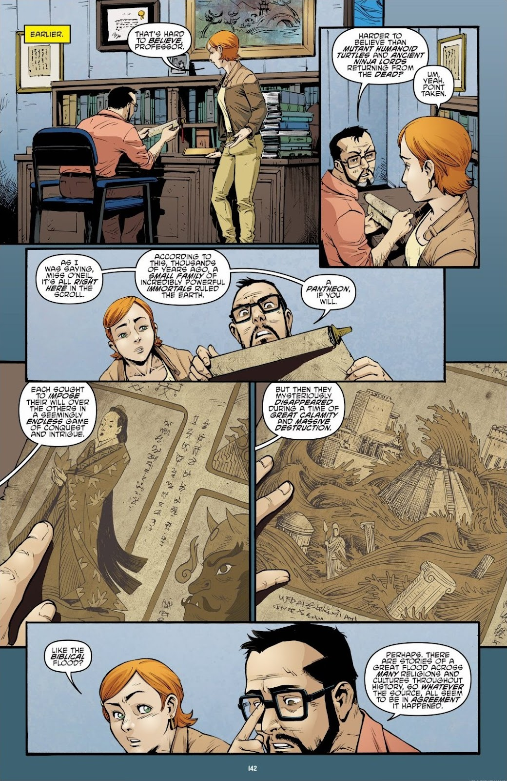 Read online Teenage Mutant Ninja Turtles: The IDW Collection comic -  Issue # TPB 6 (Part 2) - 40