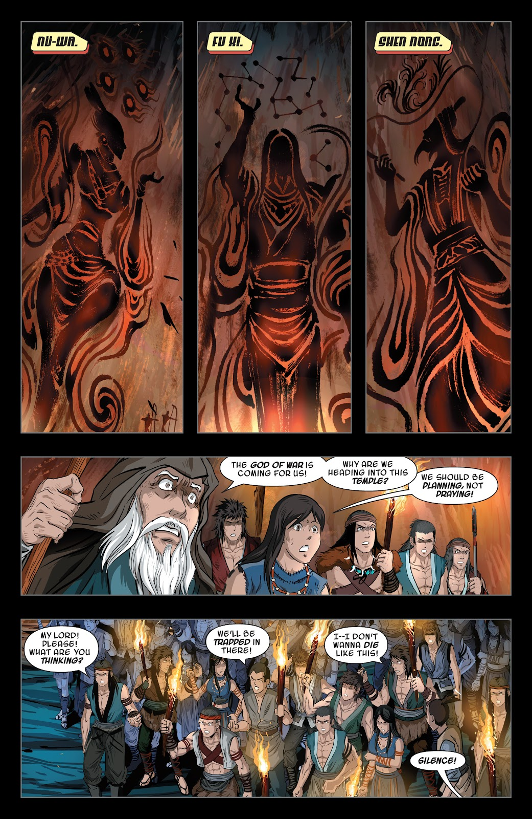 Read online Sword Master comic -  Issue #4 - 3