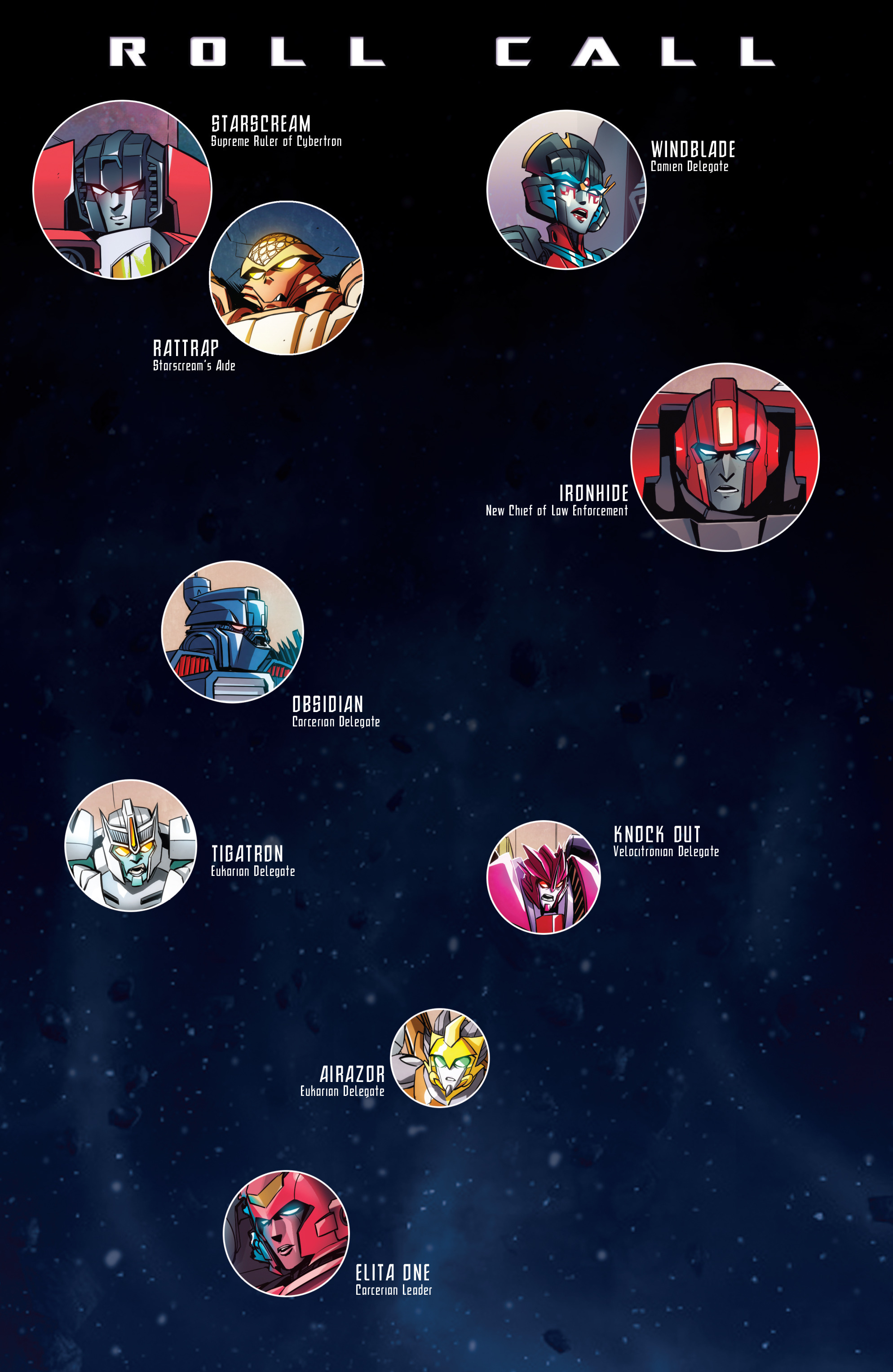 Read online Transformers: Till All Are One comic -  Issue #6 - 4