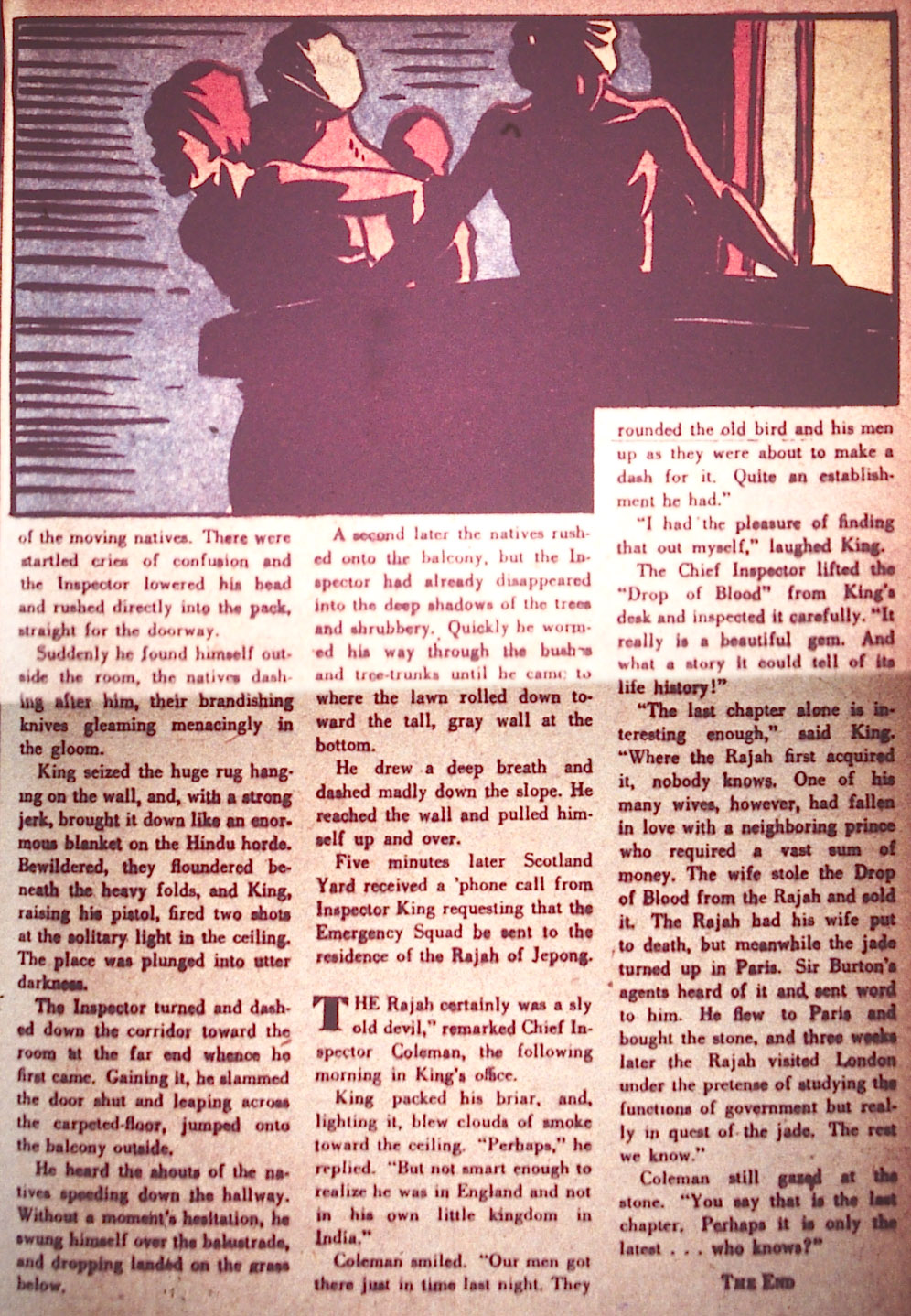 Detective Comics (1937) 10 Page 38
