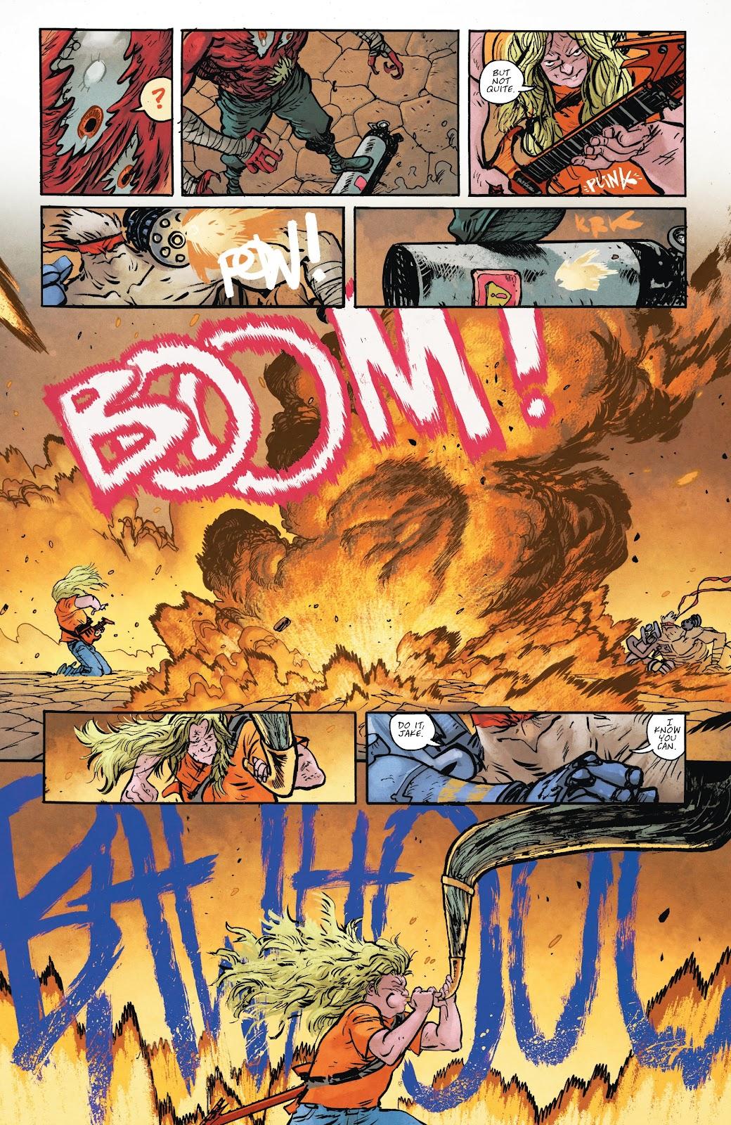 Read online Murder Falcon comic -  Issue #8 - 15