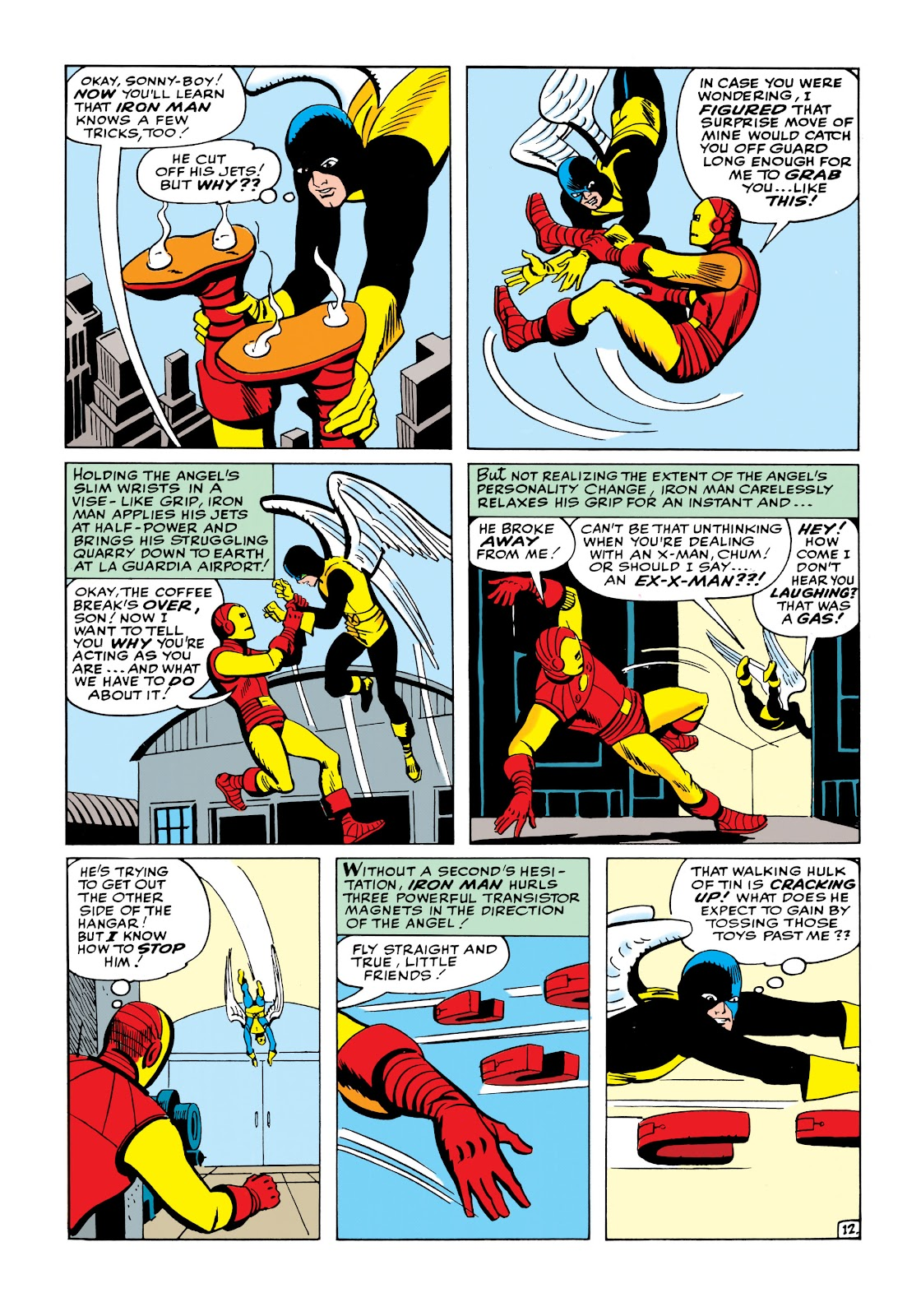 Read online Marvel Masterworks: The Invincible Iron Man comic -  Issue # TPB 1 (Part 2) - 70