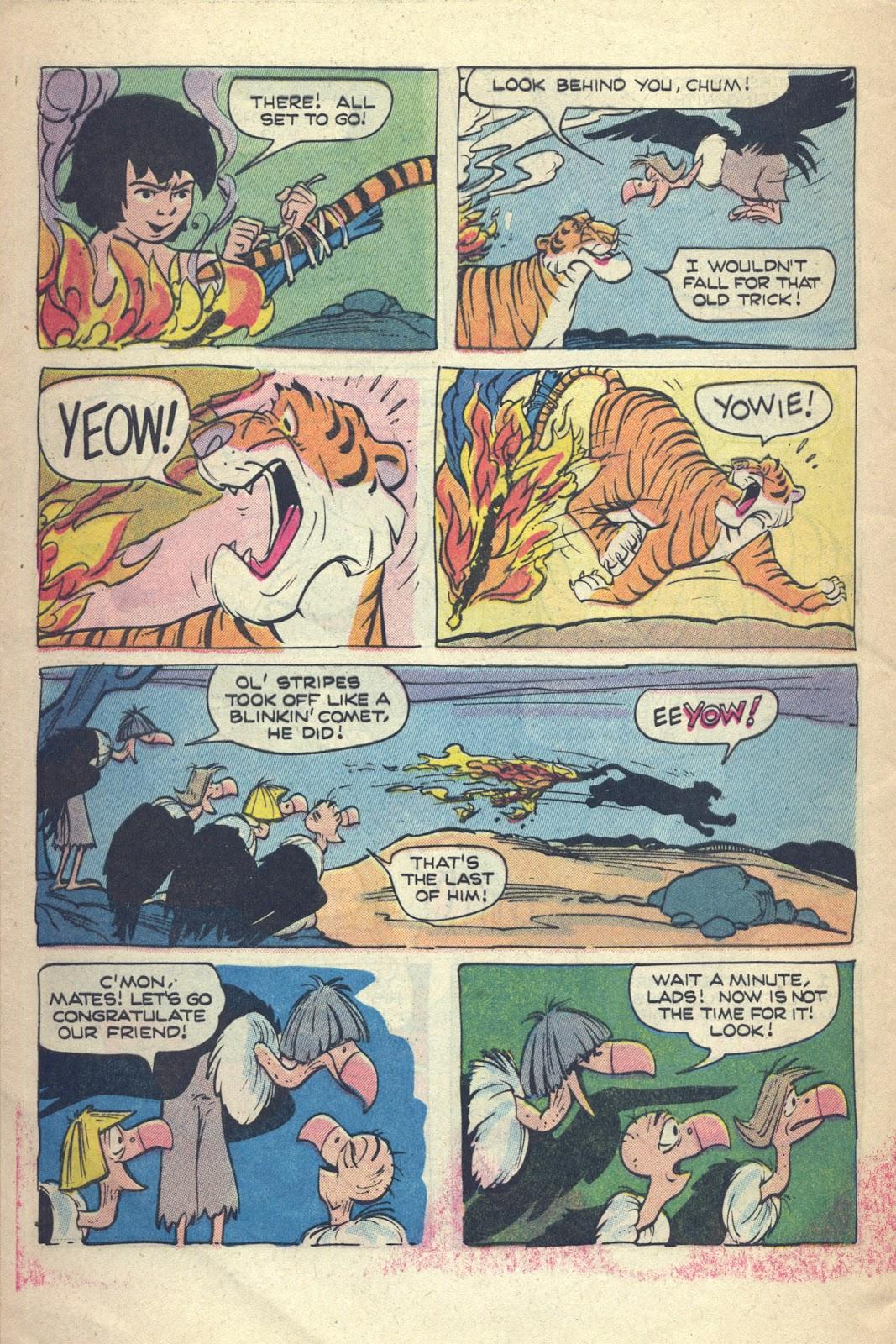 Read online Walt Disney presents The Jungle Book comic -  Issue # Full - 31