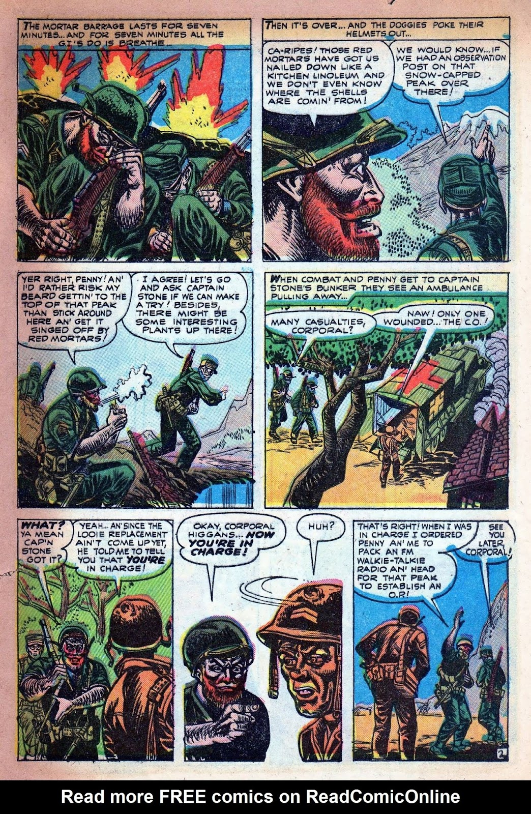 Combat (1952) issue 7 - Page 21