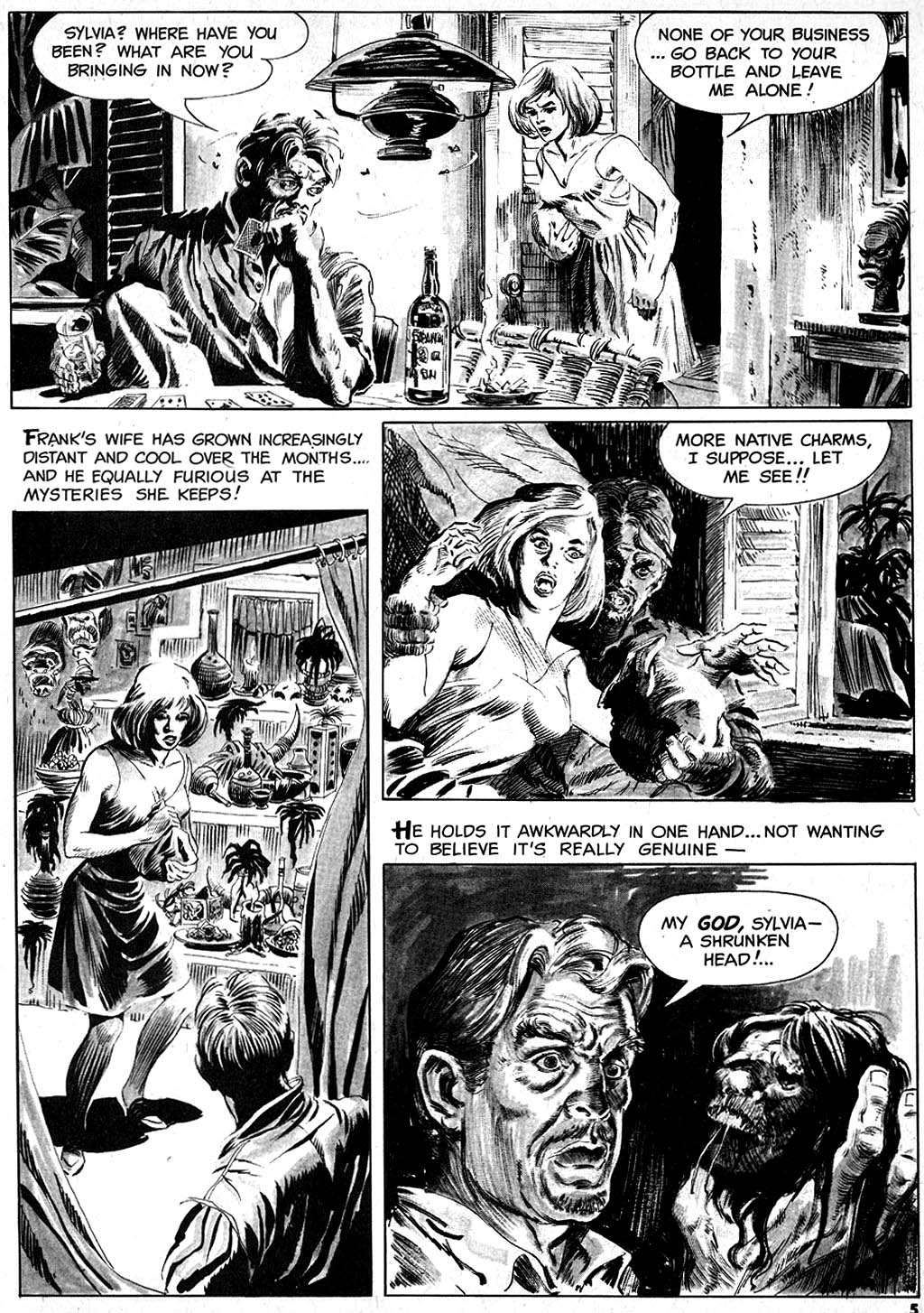 Creepy (1964) Issue #1 #1 - English 5