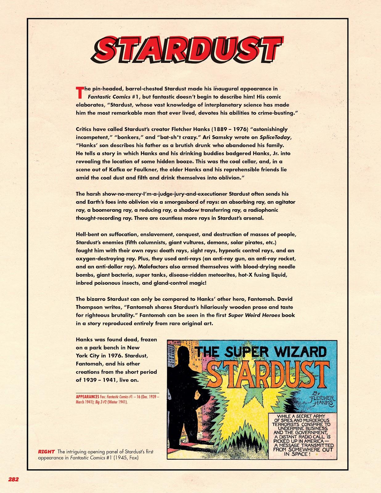 Read online Super Weird Heroes comic -  Issue # TPB 2 (Part 3) - 82