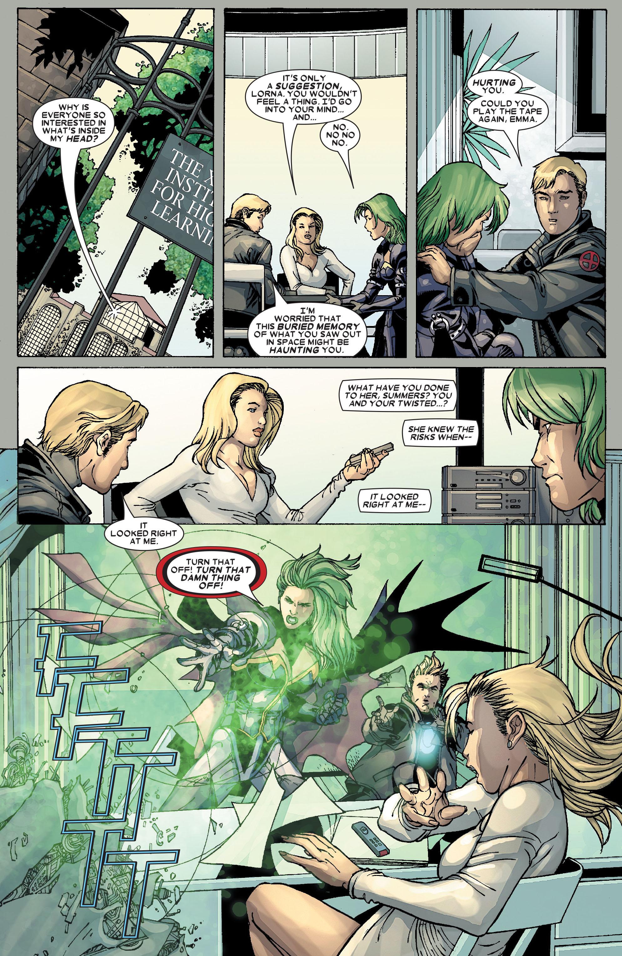 X-Men (1991) 173 Page 5