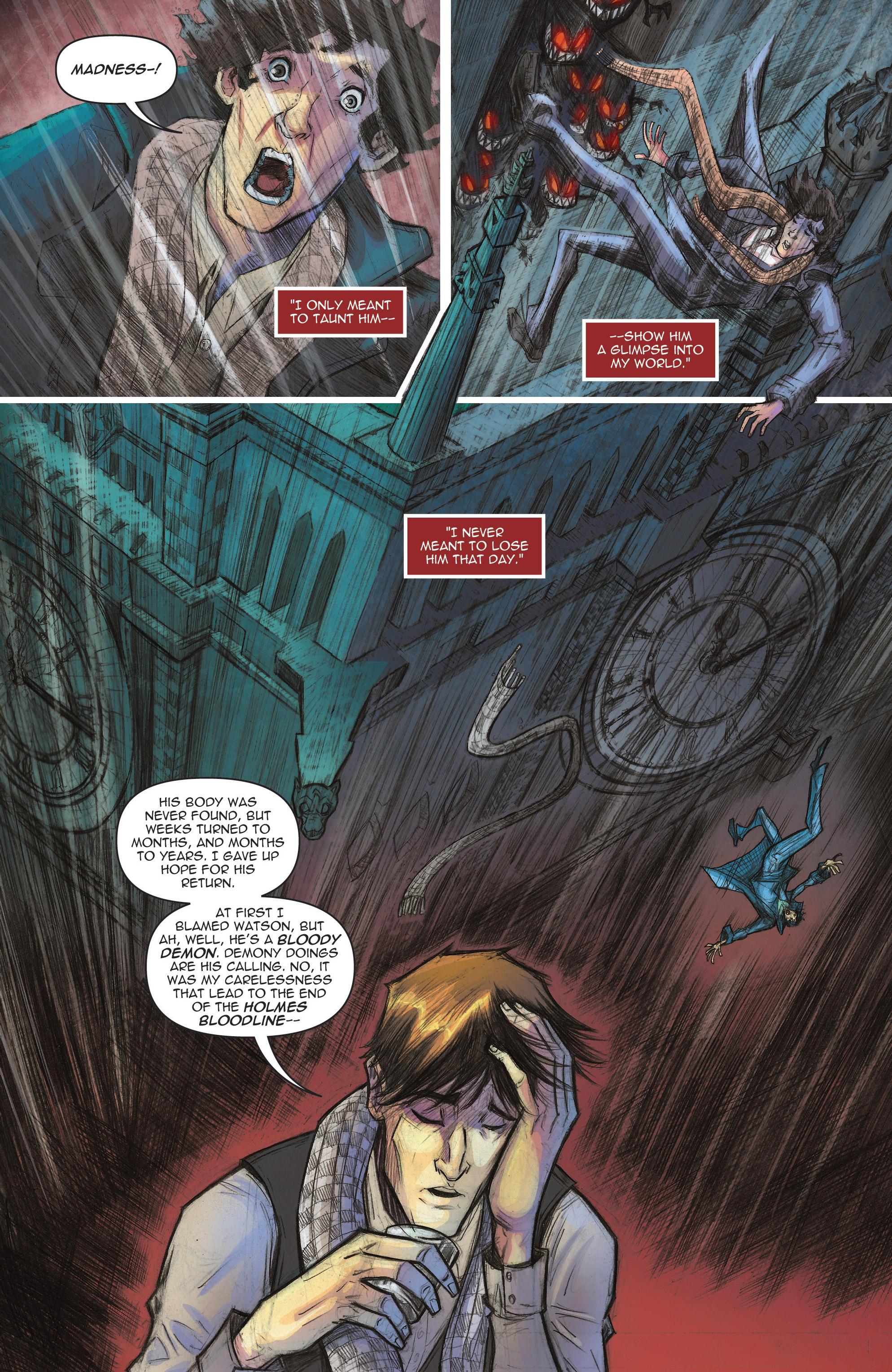 Read online Infinite Seven comic -  Issue #3 - 8