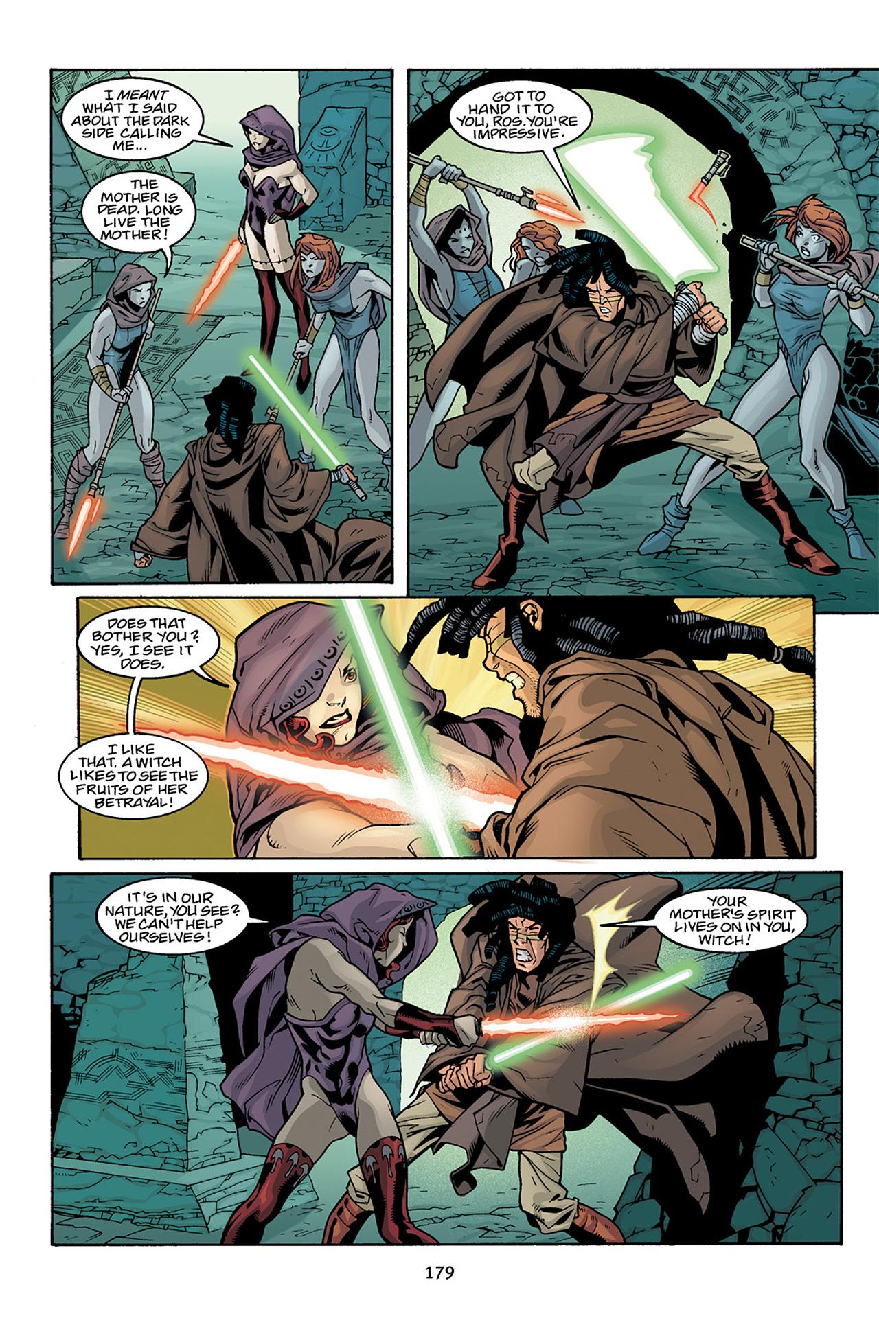 Read online Star Wars Omnibus comic -  Issue # Vol. 15 - 176