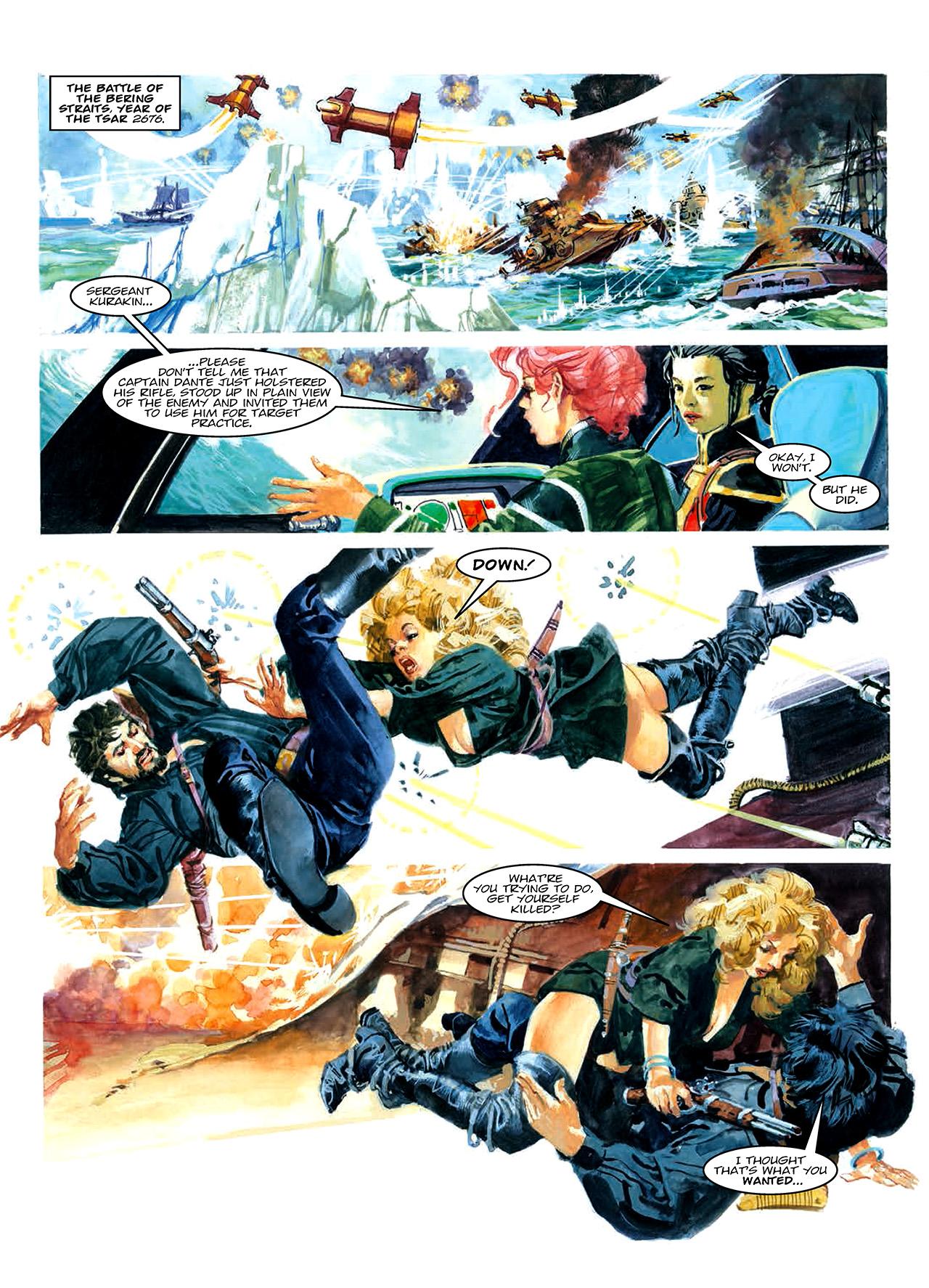 Read online Nikolai Dante comic -  Issue # TPB 10 - 25