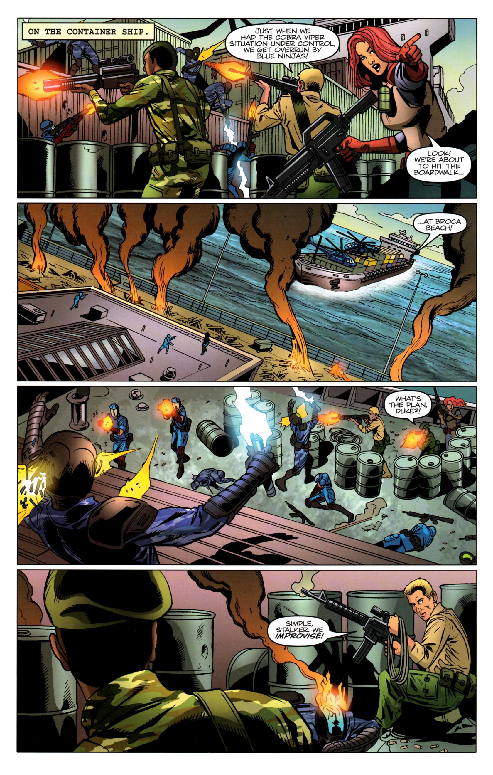 G.I. Joe: A Real American Hero 179 Page 18