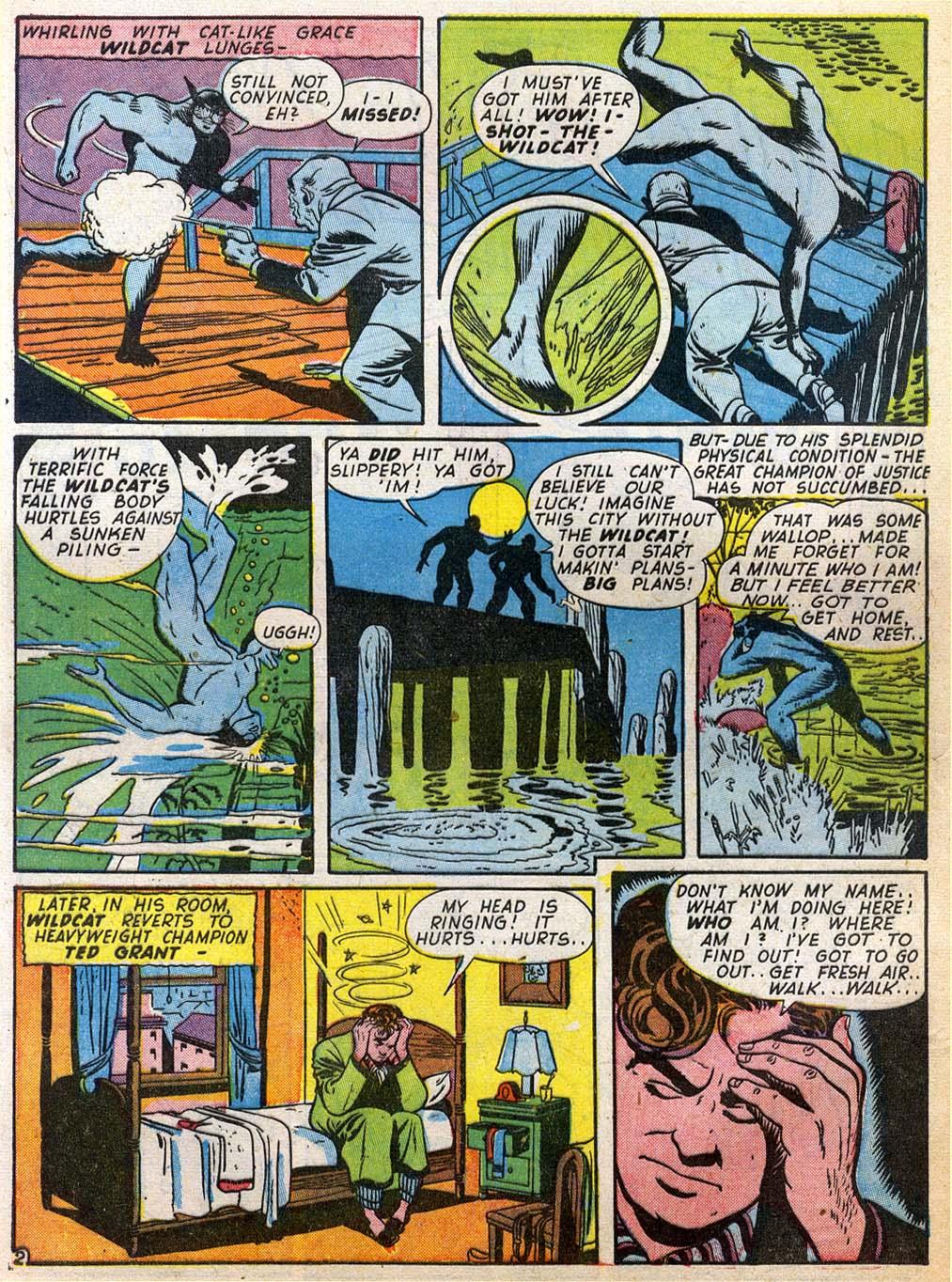 Read online Sensation (Mystery) Comics comic -  Issue #27 - 50