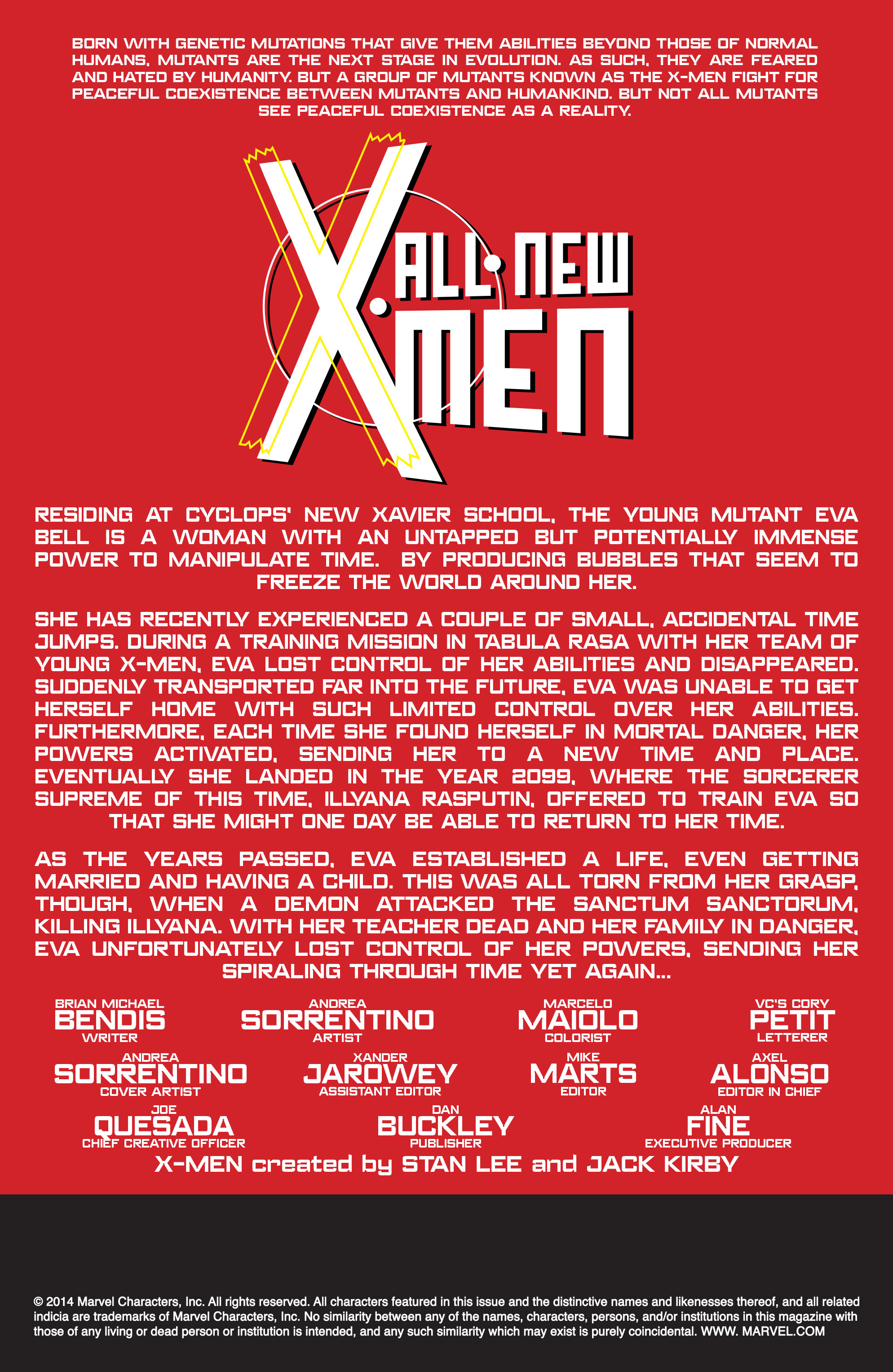 Read online All-New X-Men (2013) comic -  Issue # _Annual 1 - 2