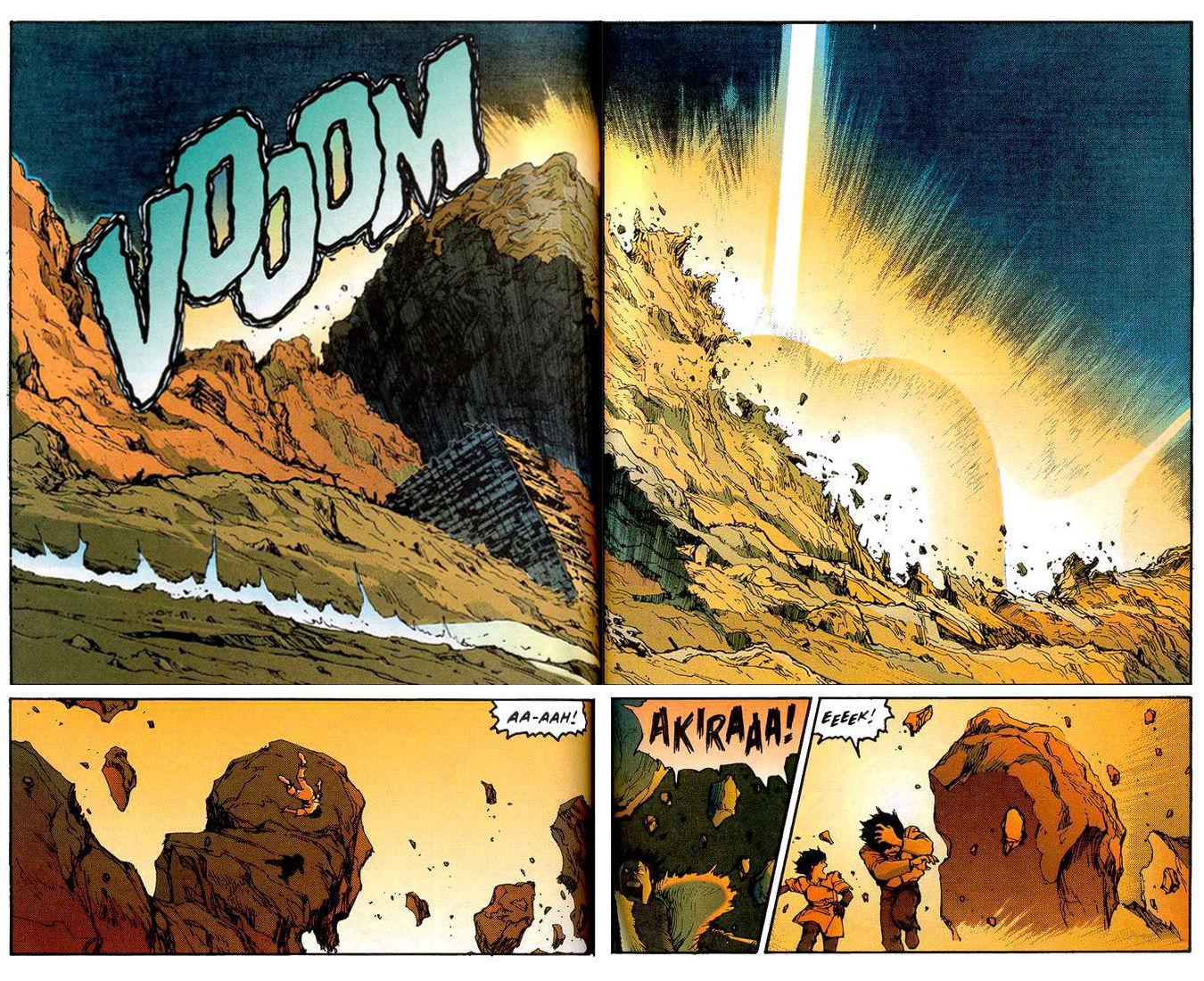 Read online Akira comic -  Issue #11 - 55