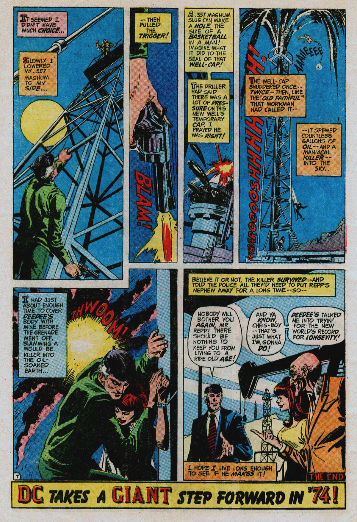 Read online Action Comics (1938) comic -  Issue #432 - 31