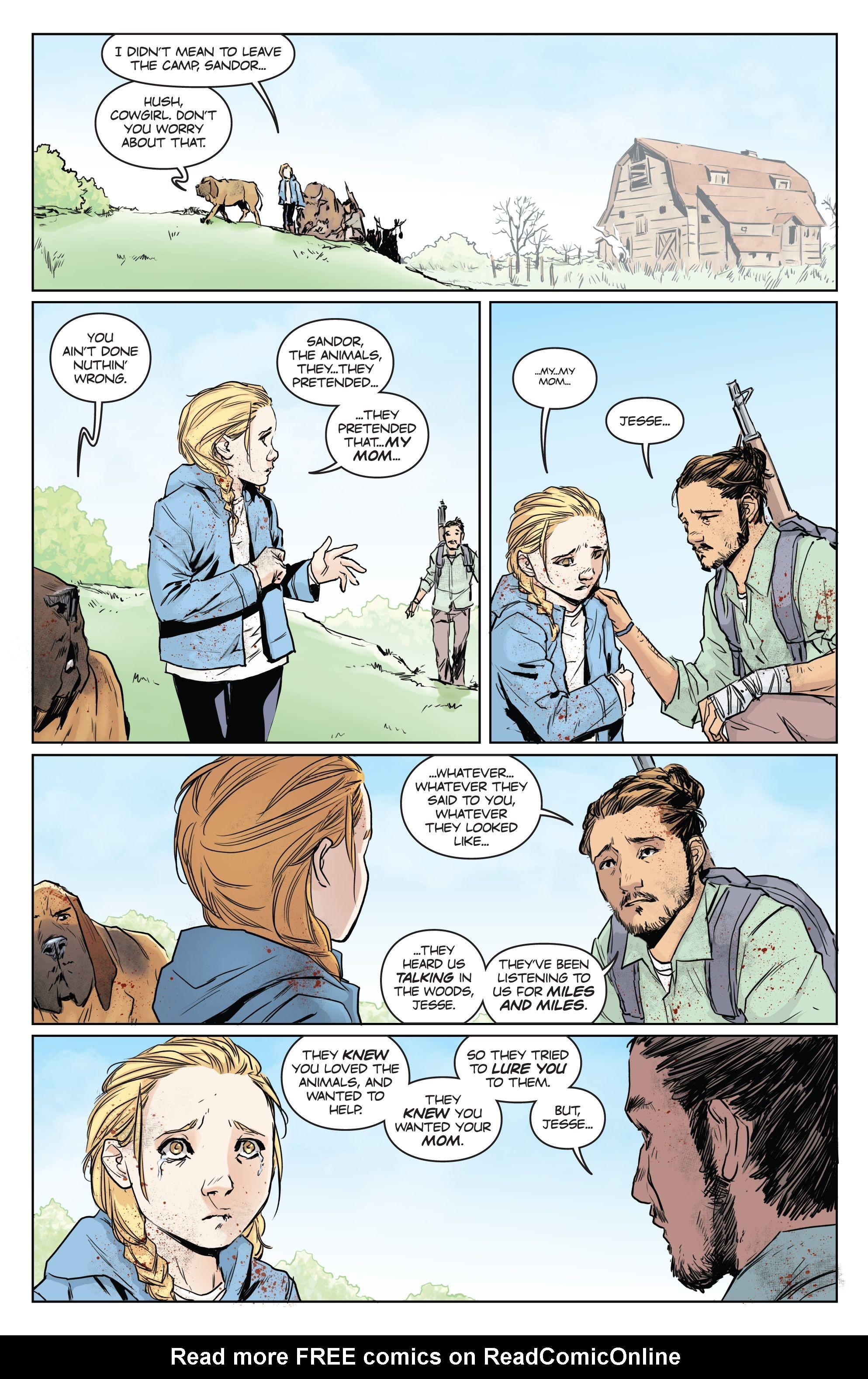 Read online Animosity comic -  Issue #7 - 12