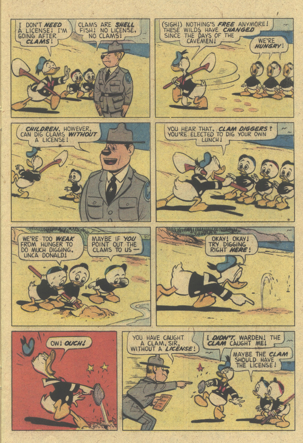 Walt Disney's Comics and Stories issue 452 - Page 8