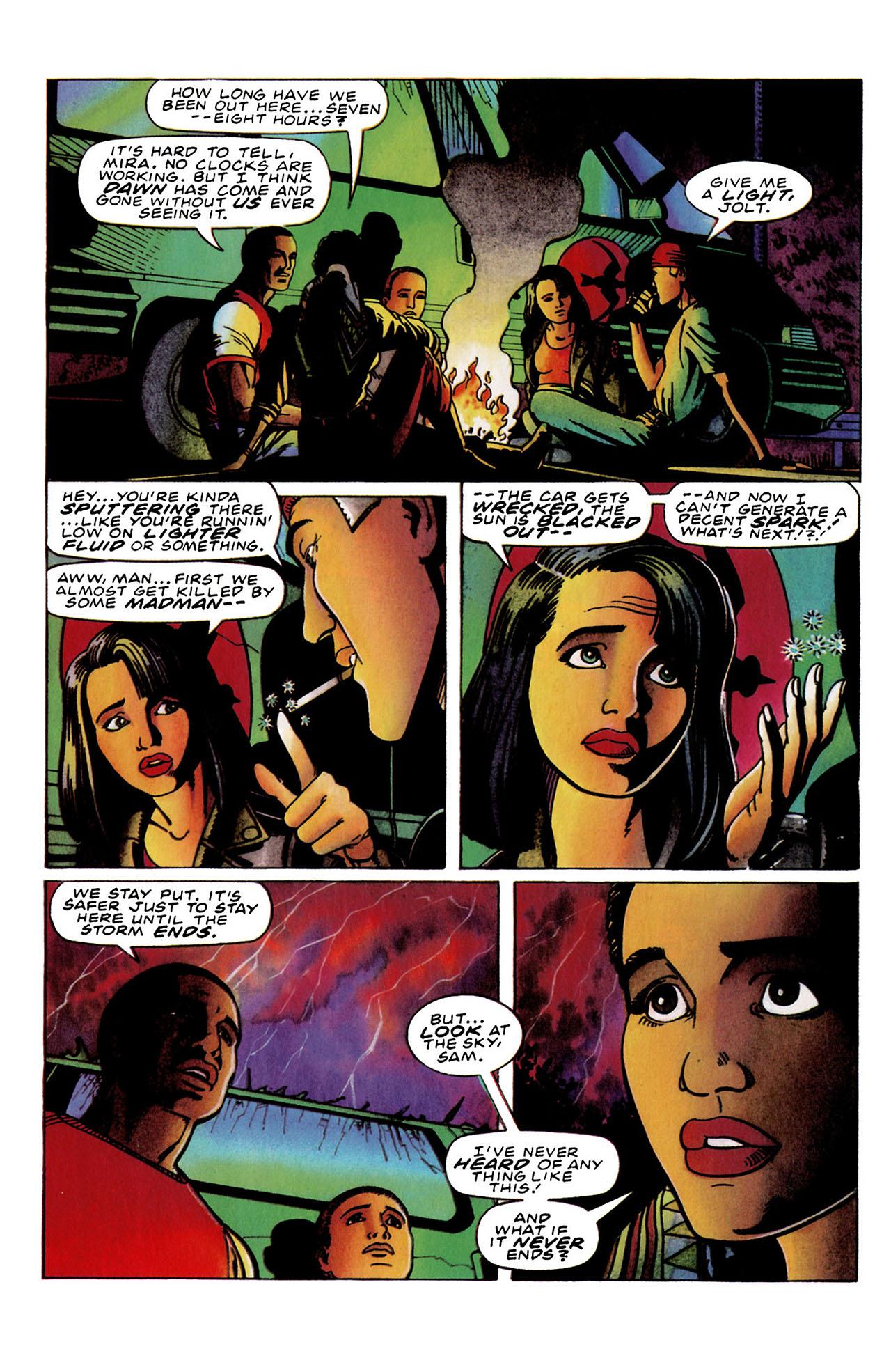 Read online Harbinger (1992) comic -  Issue #34 - 17