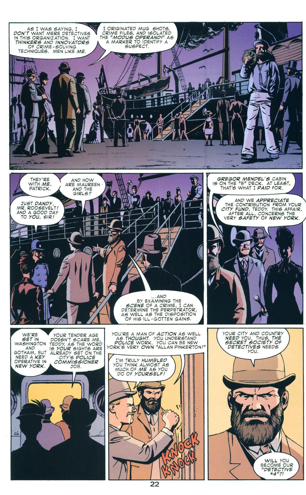 Read online Batman: Detective #27 comic -  Issue #27 TPB - 28