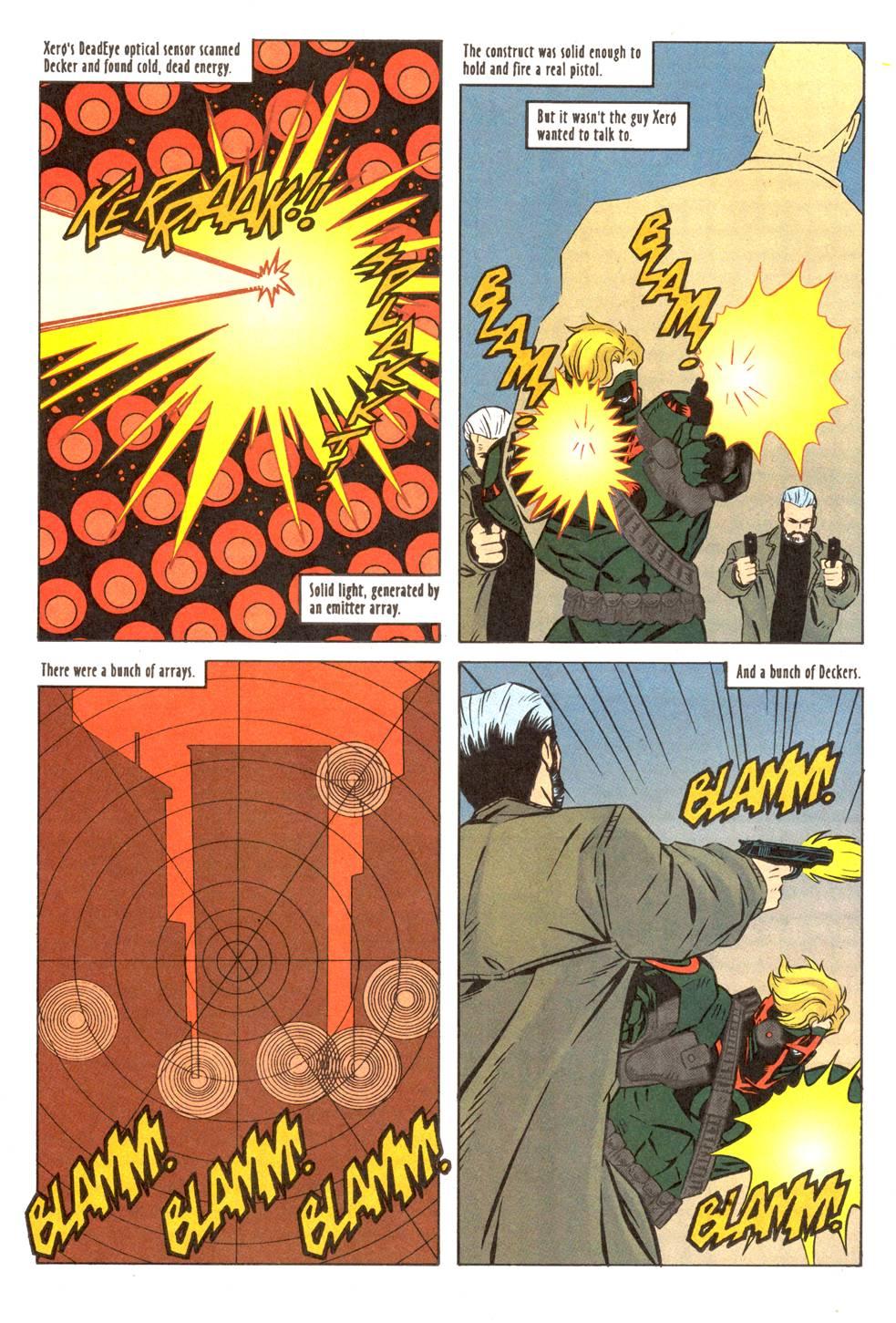 Read online Xero comic -  Issue #11 - 9