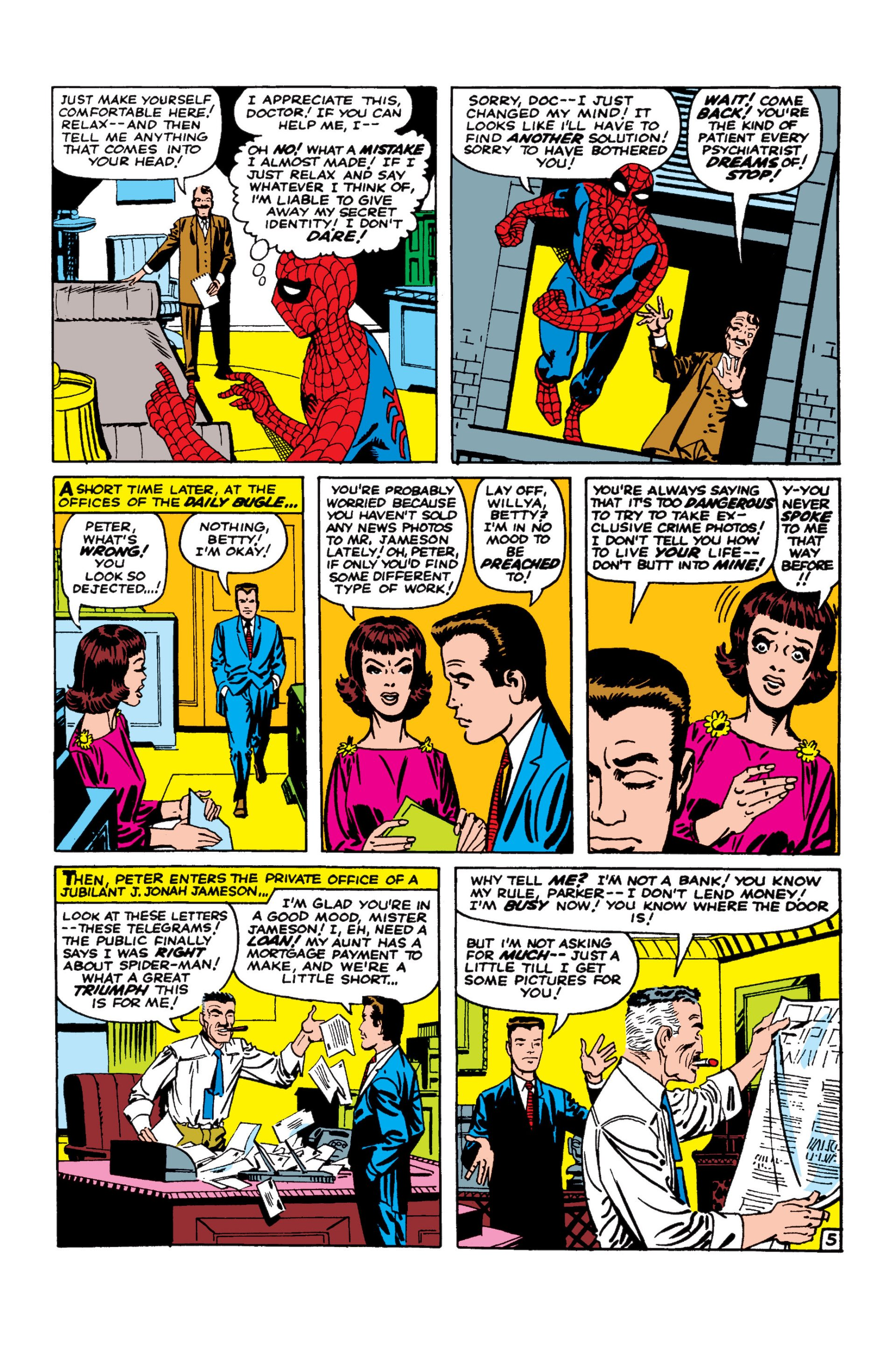 The Amazing Spider-Man (1963) 13 Page 5