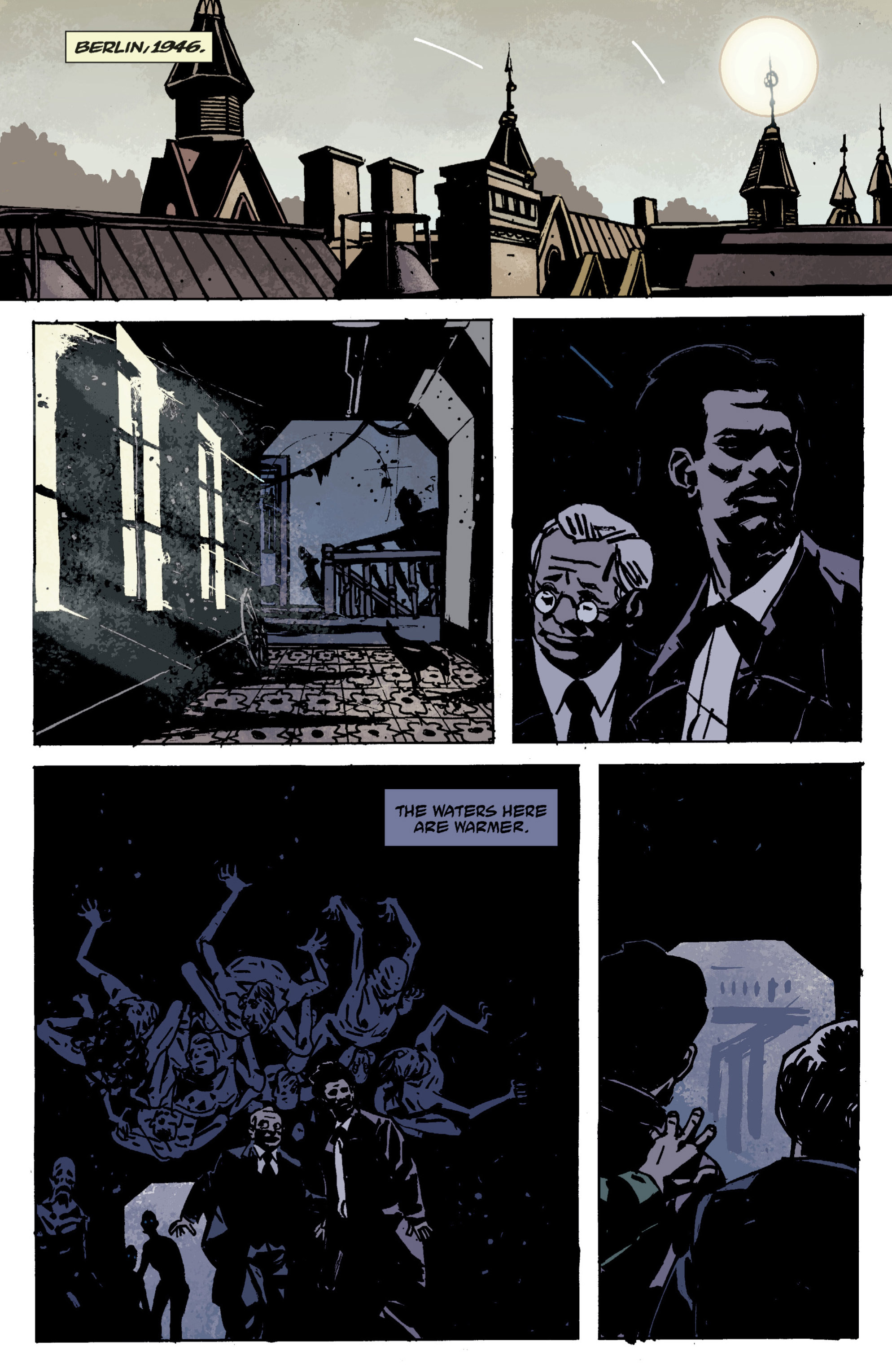 Read online B.P.R.D. (2003) comic -  Issue # TPB 9 - 34