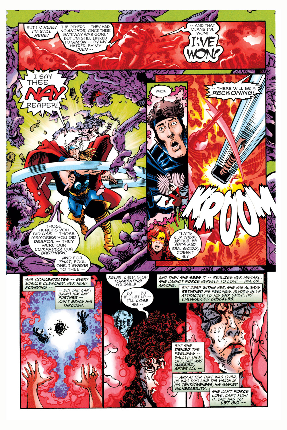 Read online Avengers (1998) comic -  Issue #11 - 19
