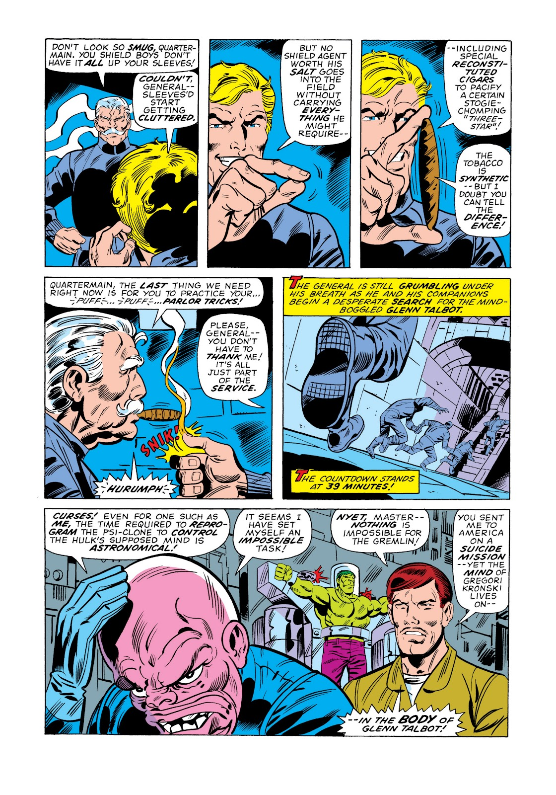 Read online Marvel Masterworks: The Incredible Hulk comic -  Issue # TPB 11 (Part 1) - 90