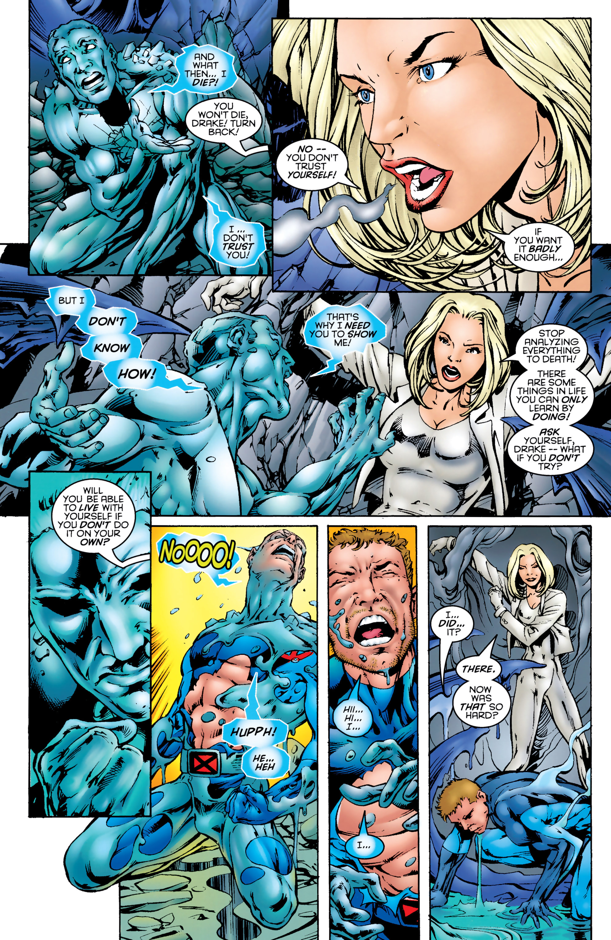 Read online Uncanny X-Men (1963) comic -  Issue #331 - 17