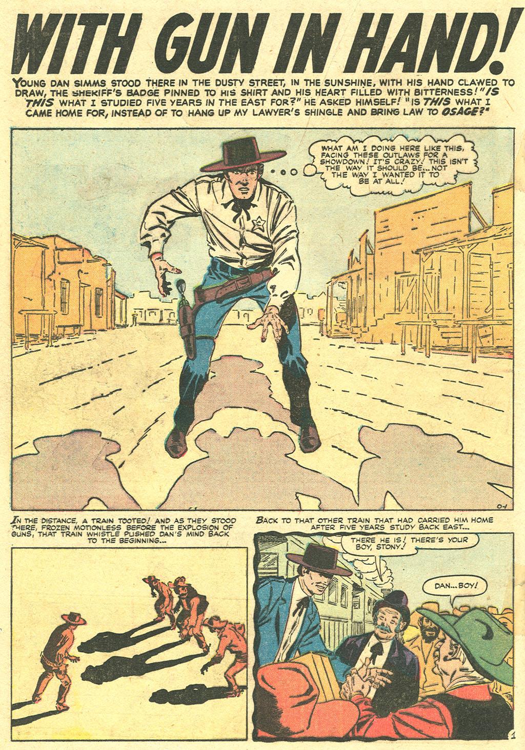 Read online Two-Gun Kid comic -  Issue #47 - 20