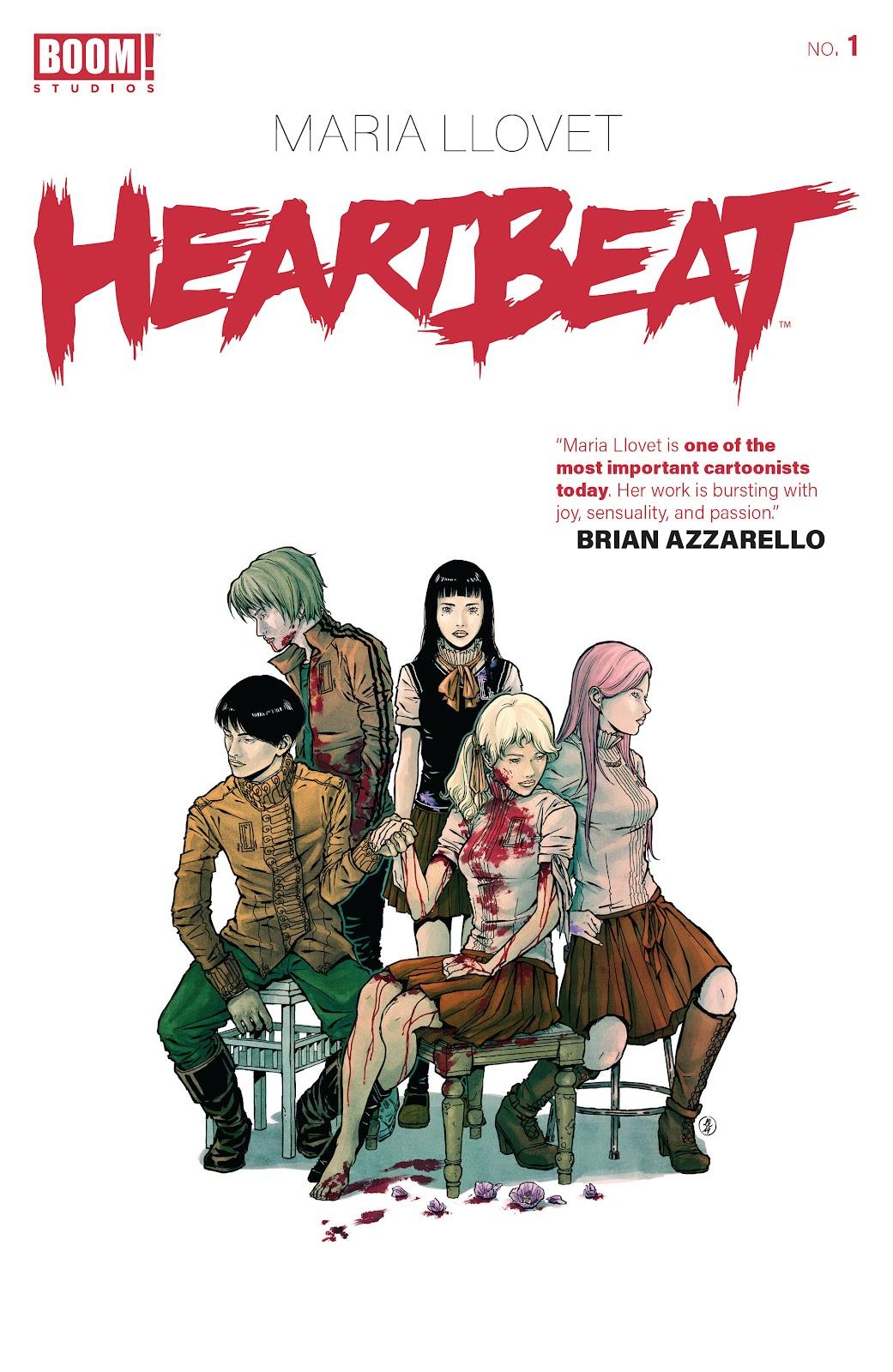Read online Heartbeat comic -  Issue #1 - 1